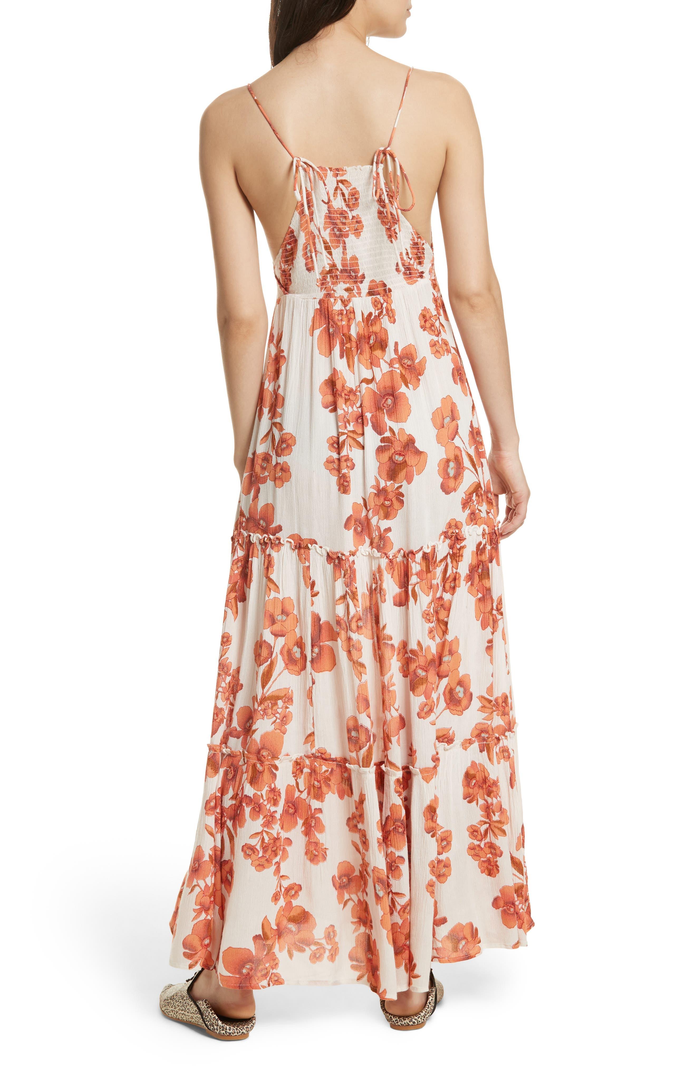 Garden Party Maxi Dress,                             Alternate thumbnail 11, color,