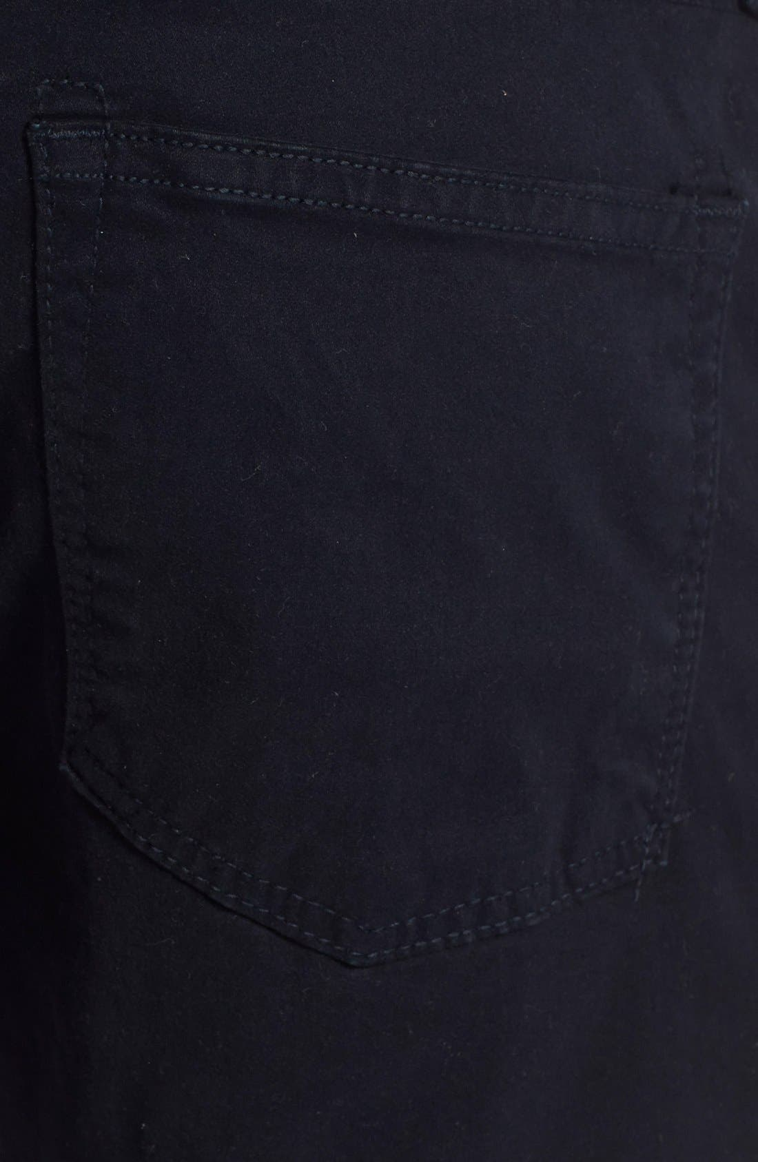 'Kane' Slim Fit Cotton Twill Pants,                             Alternate thumbnail 55, color,