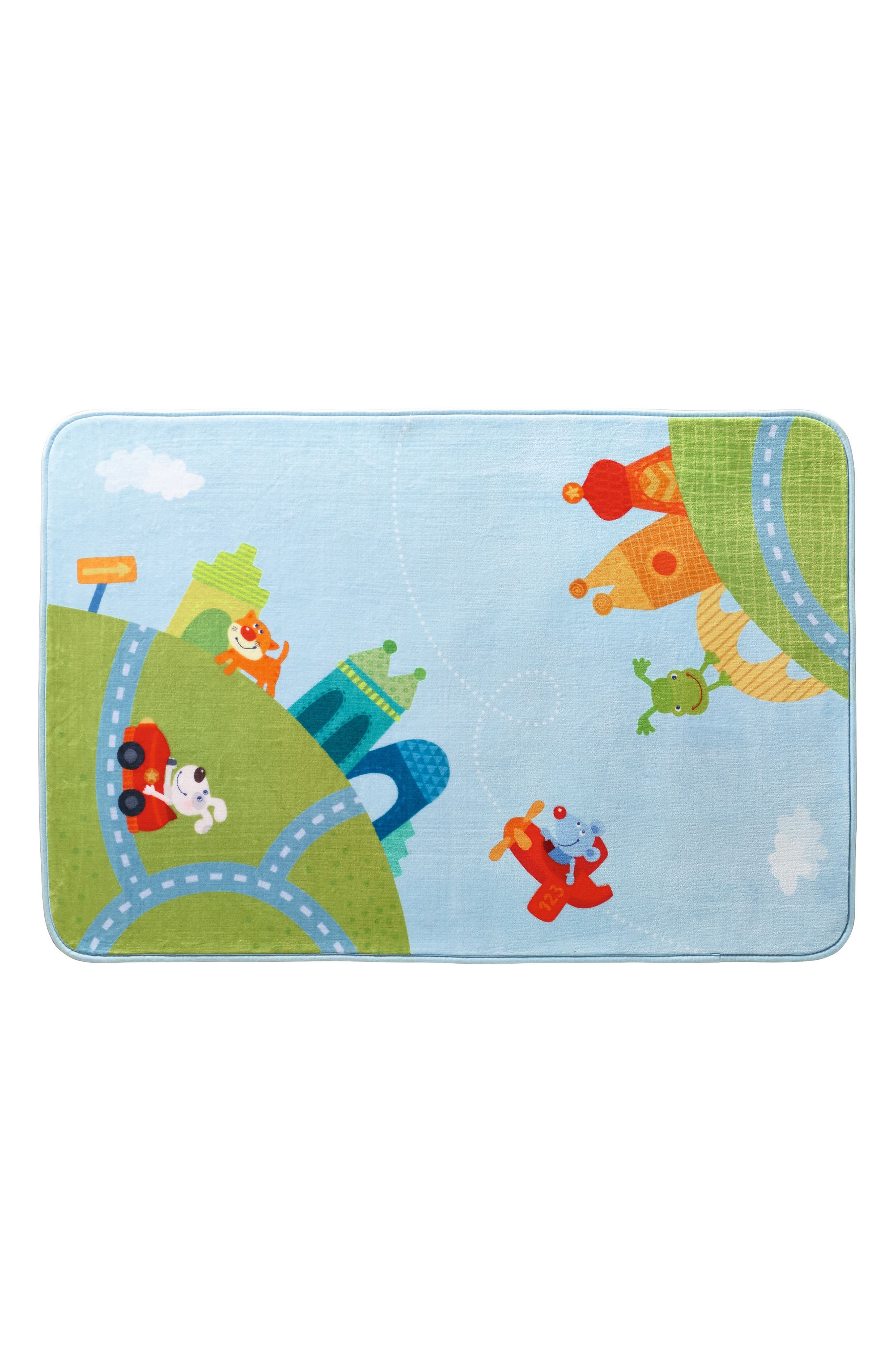 City Tour Play Mat,                         Main,                         color,