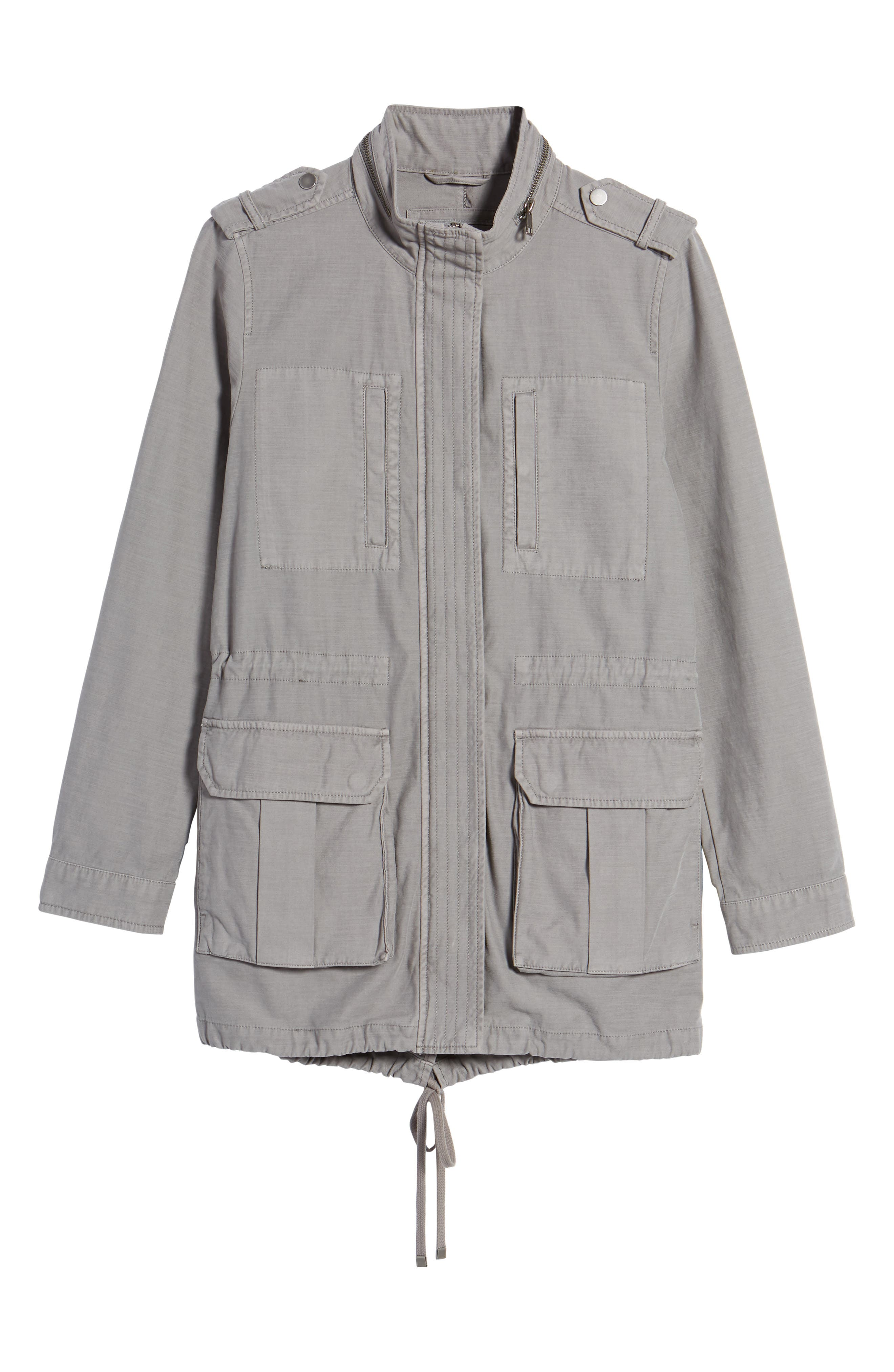 Cotton 4-Pocket Jacket,                             Alternate thumbnail 6, color,                             030