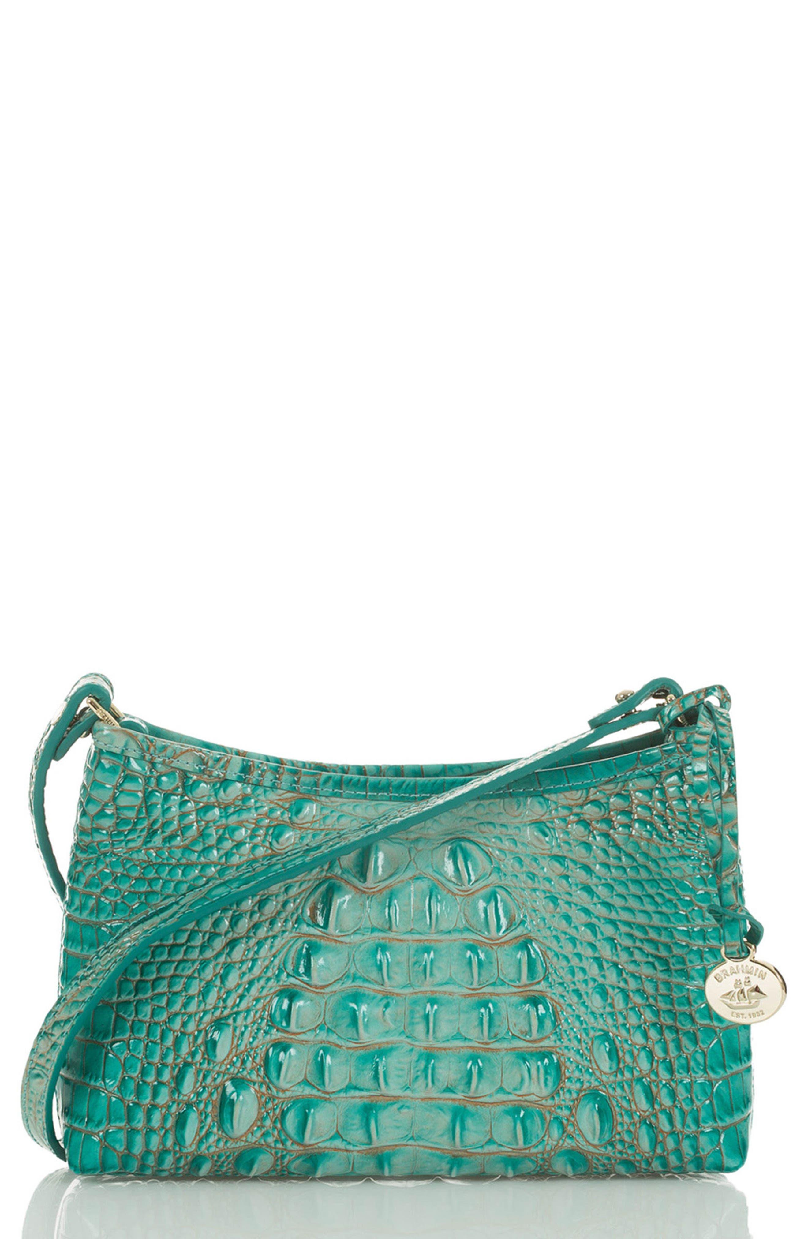 'Anytime - Mini' Convertible Handbag,                             Main thumbnail 5, color,