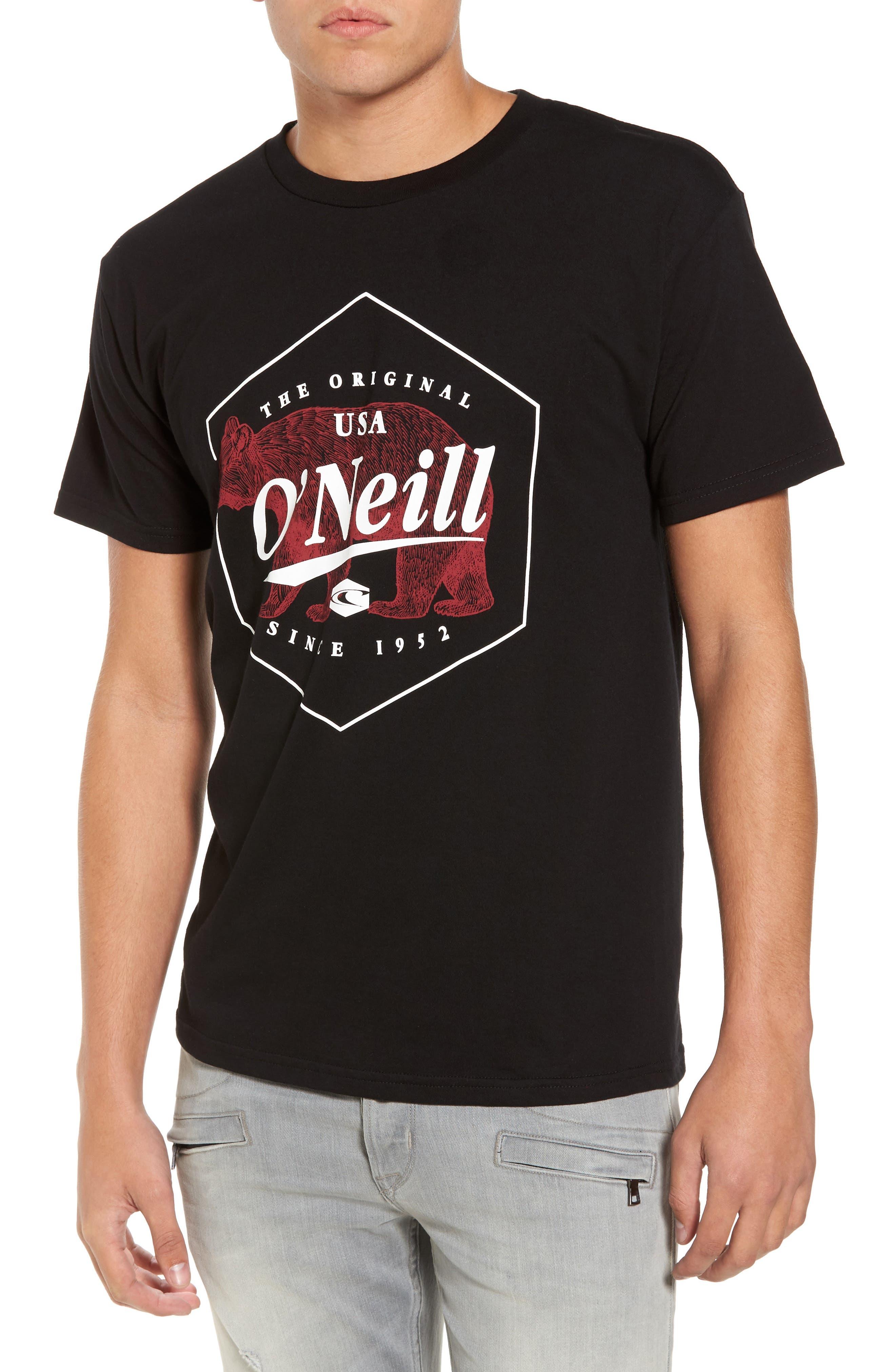 Ranger Graphic T-Shirt,                         Main,                         color, 001