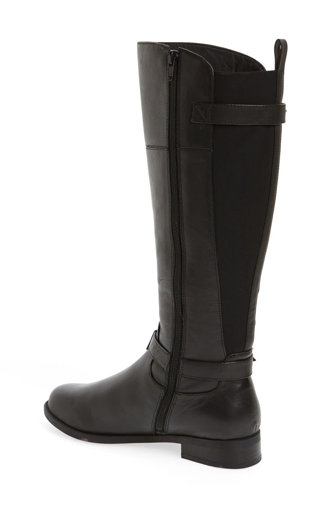 'Storey' Tall Boot,                             Alternate thumbnail 2, color,