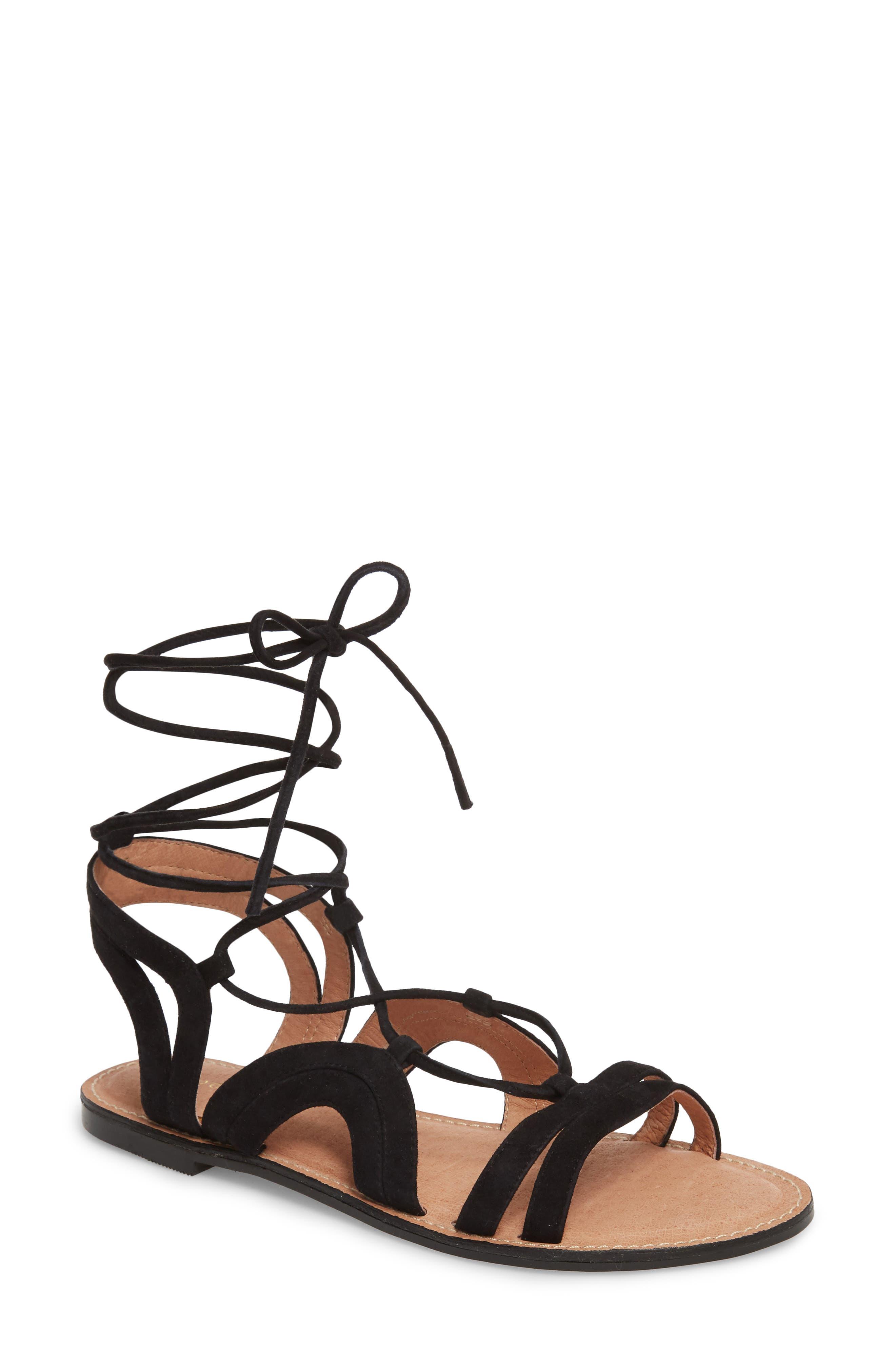 Lilian Gladiator Sandal,                         Main,                         color,