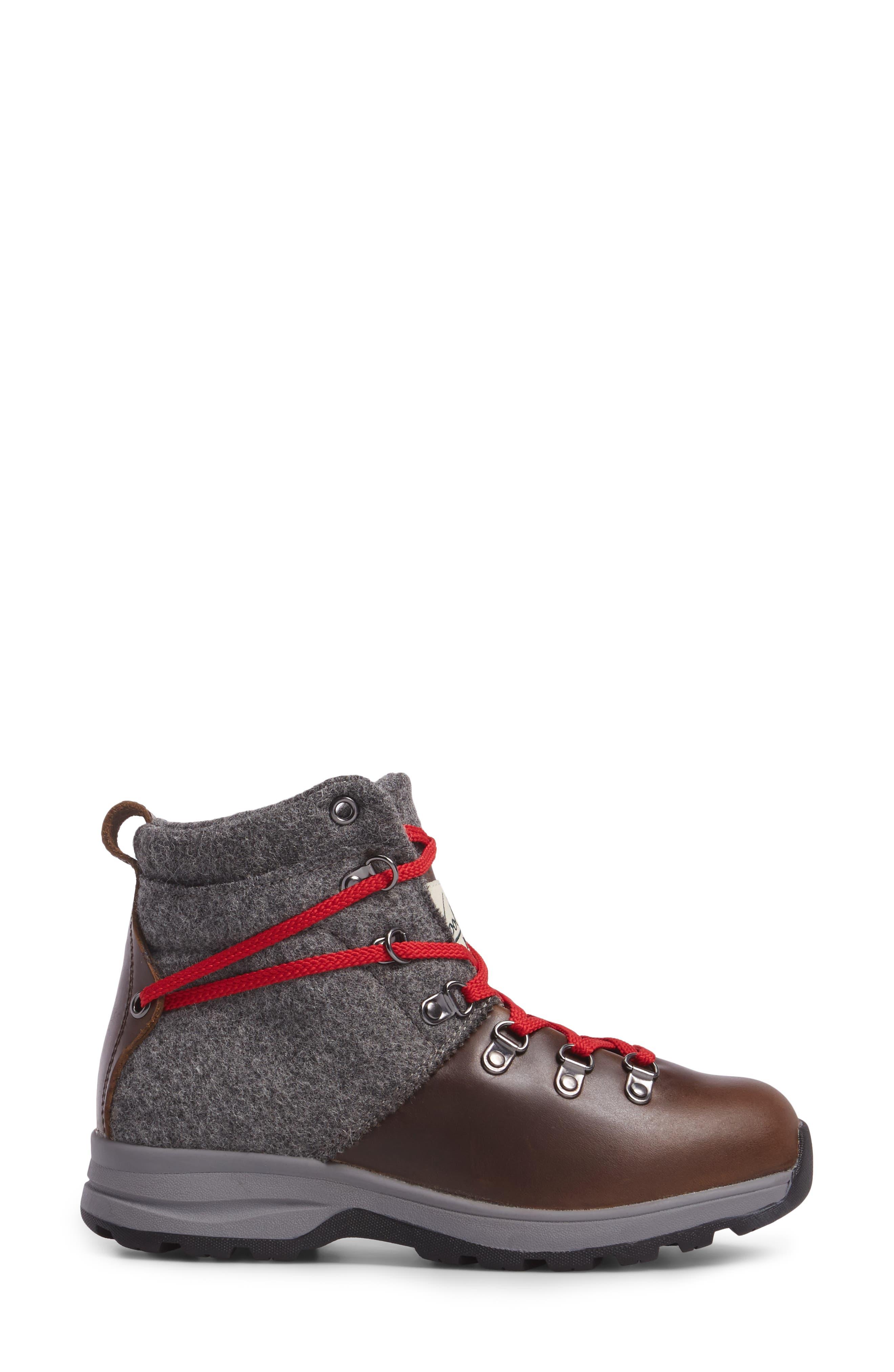 Rockies II Waterproof Hiking Boot,                             Alternate thumbnail 9, color,