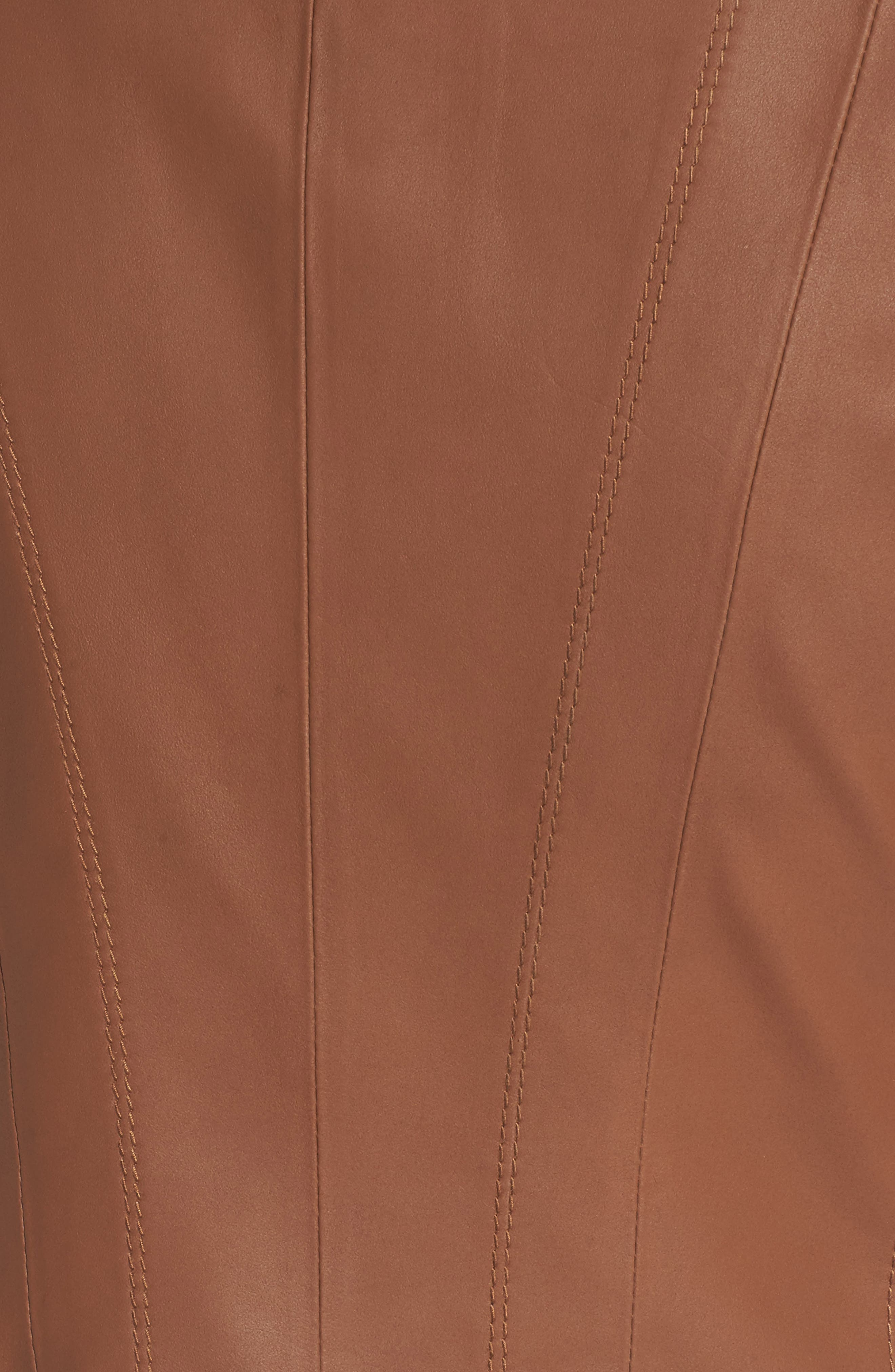 Andrew Marc Felicity Leather Moto Jacket,                             Alternate thumbnail 12, color,
