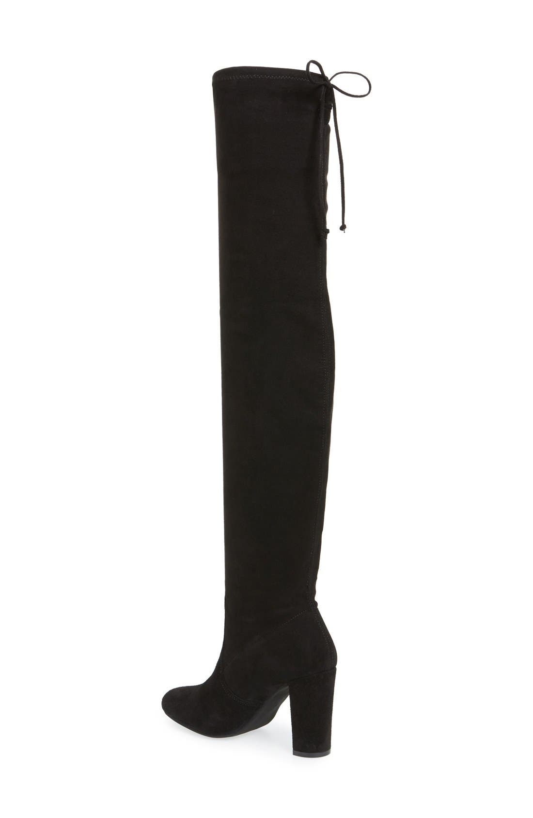 Sibyl Over the Knee Boot,                             Alternate thumbnail 2, color,                             003