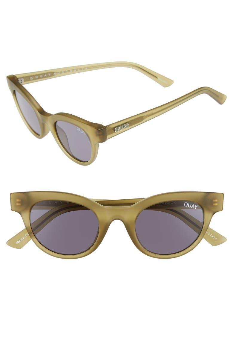 073fb5160a Quay Australia Starstruck 48mm Cat Eye Sunglasses