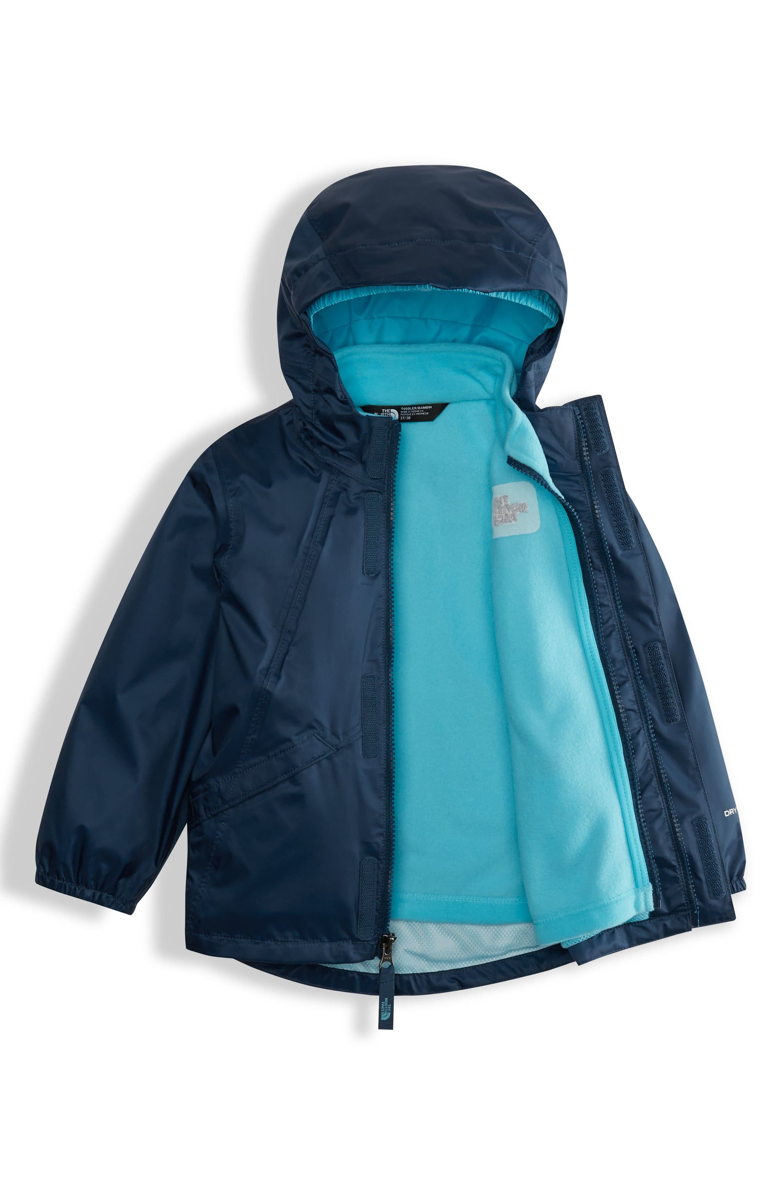 Stormy Rain Triclimate<sup>®</sup> Waterproof 3-in-1 Jacket,                             Alternate thumbnail 4, color,                             441