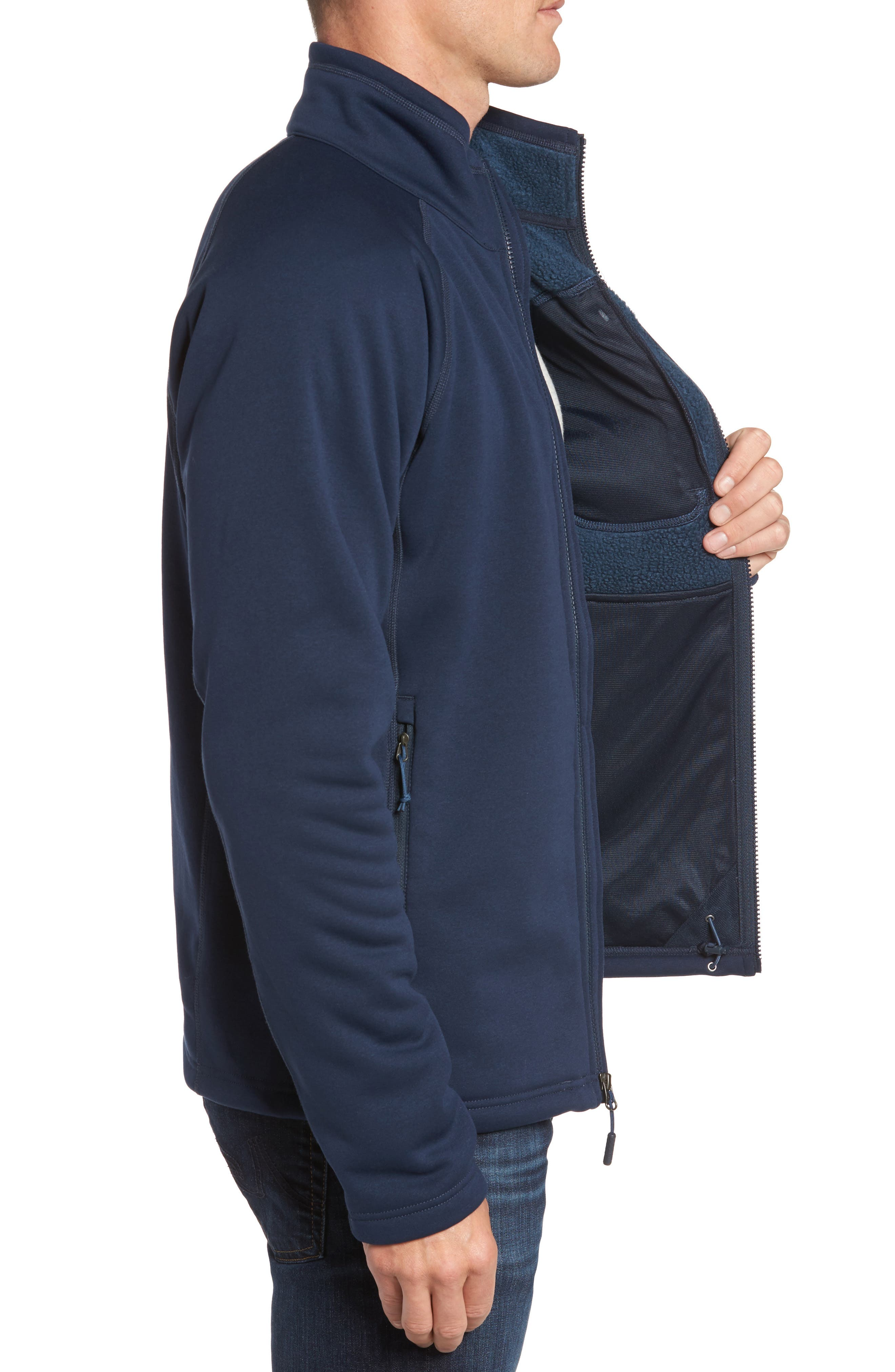Timber Zip Jacket,                             Alternate thumbnail 8, color,