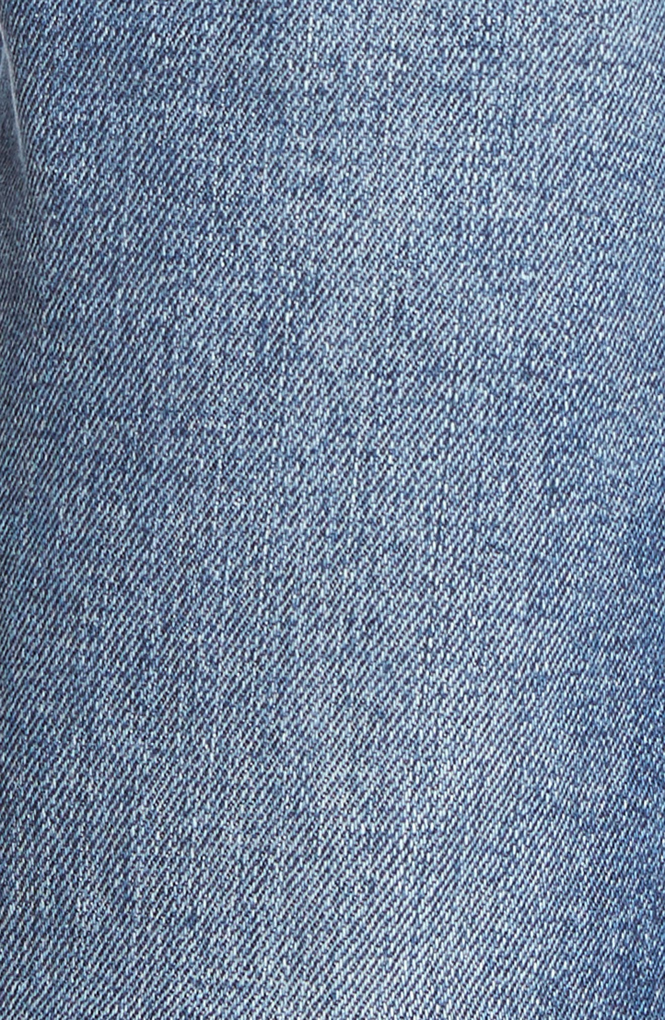 Thommer Skinny Fit Jeans,                             Alternate thumbnail 5, color,                             400