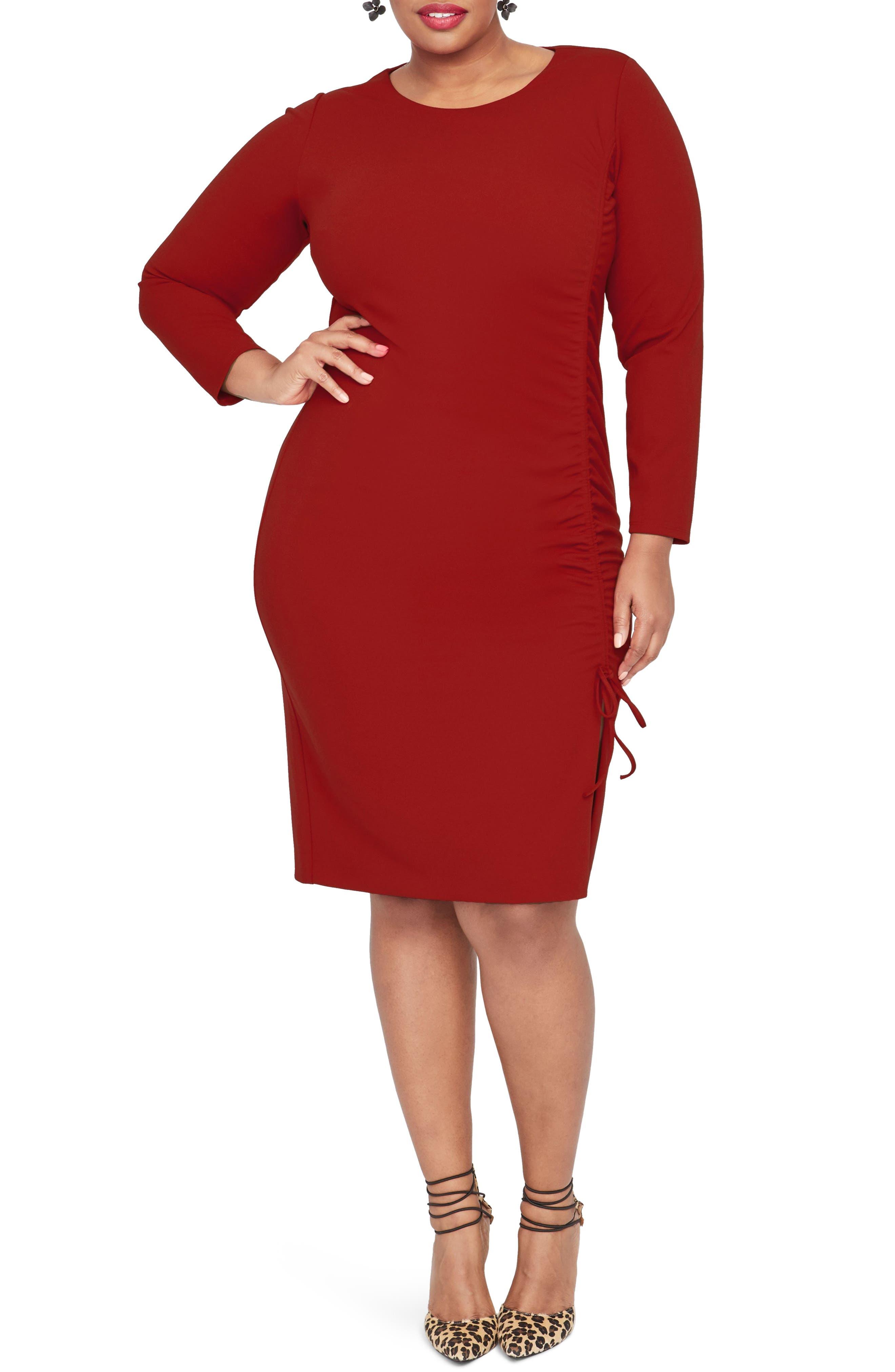Plus Size Rachel Rachel Roy Elly Sheath Dress