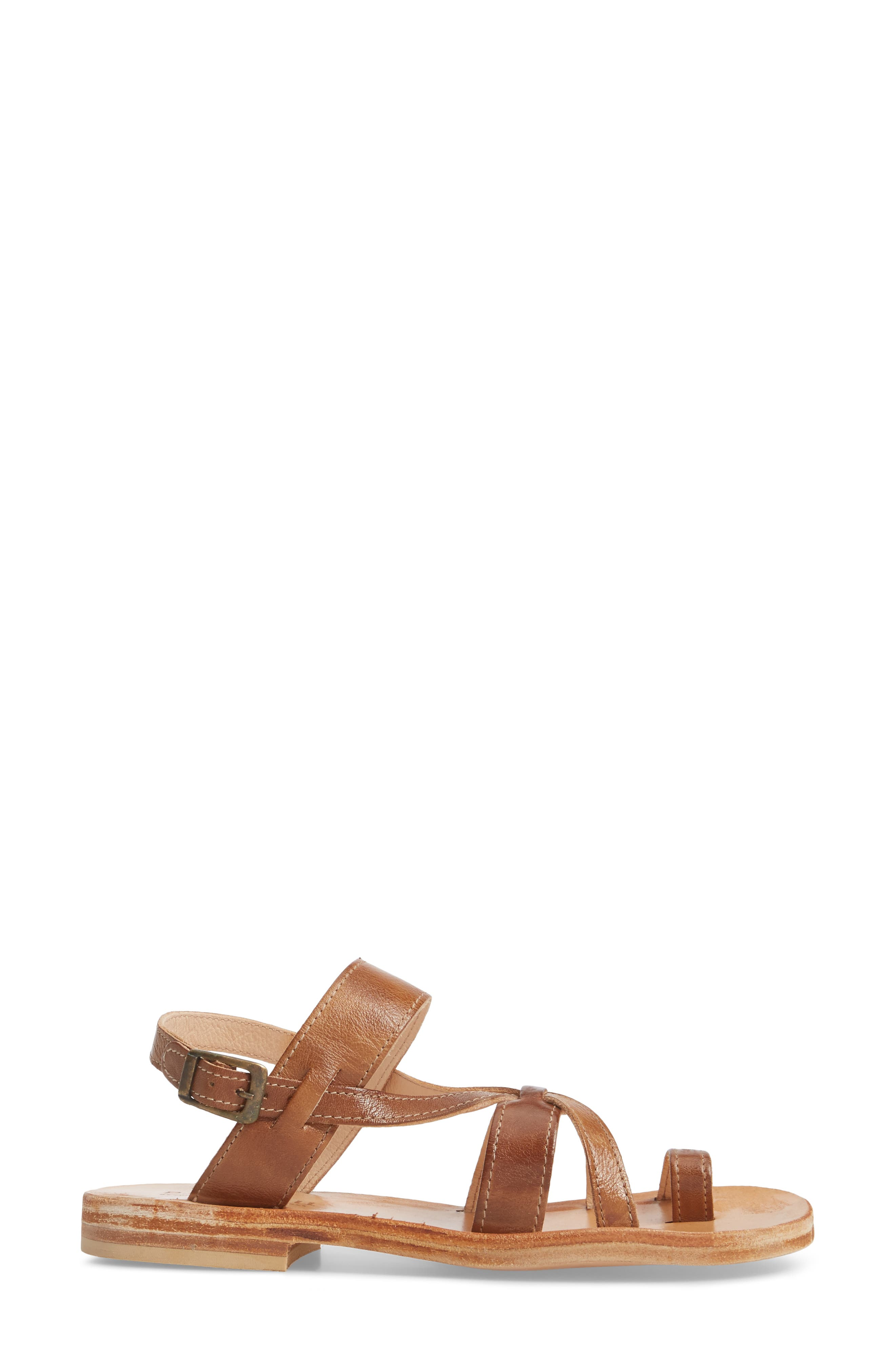 Manati Sandal,                             Alternate thumbnail 3, color,                             230