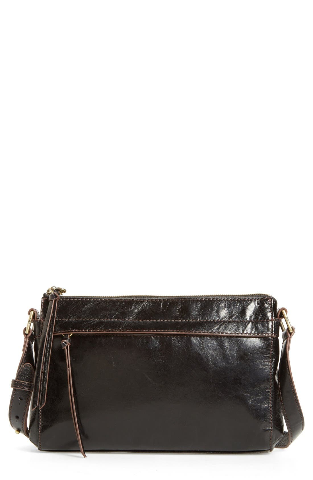 Tobey Leather Crossbody Bag,                             Main thumbnail 4, color,