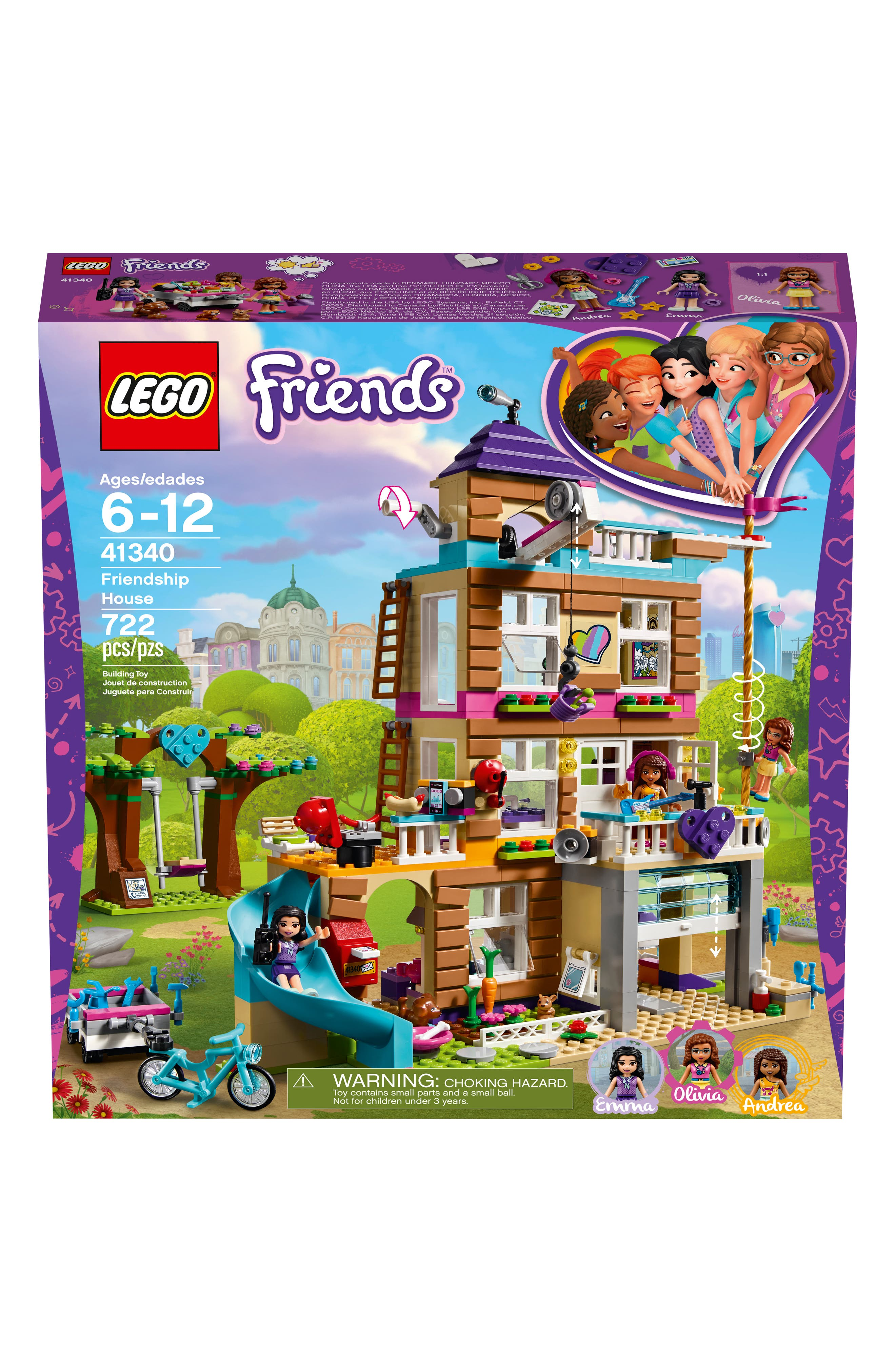 Friendship House - 41340,                             Alternate thumbnail 4, color,                             MULTI