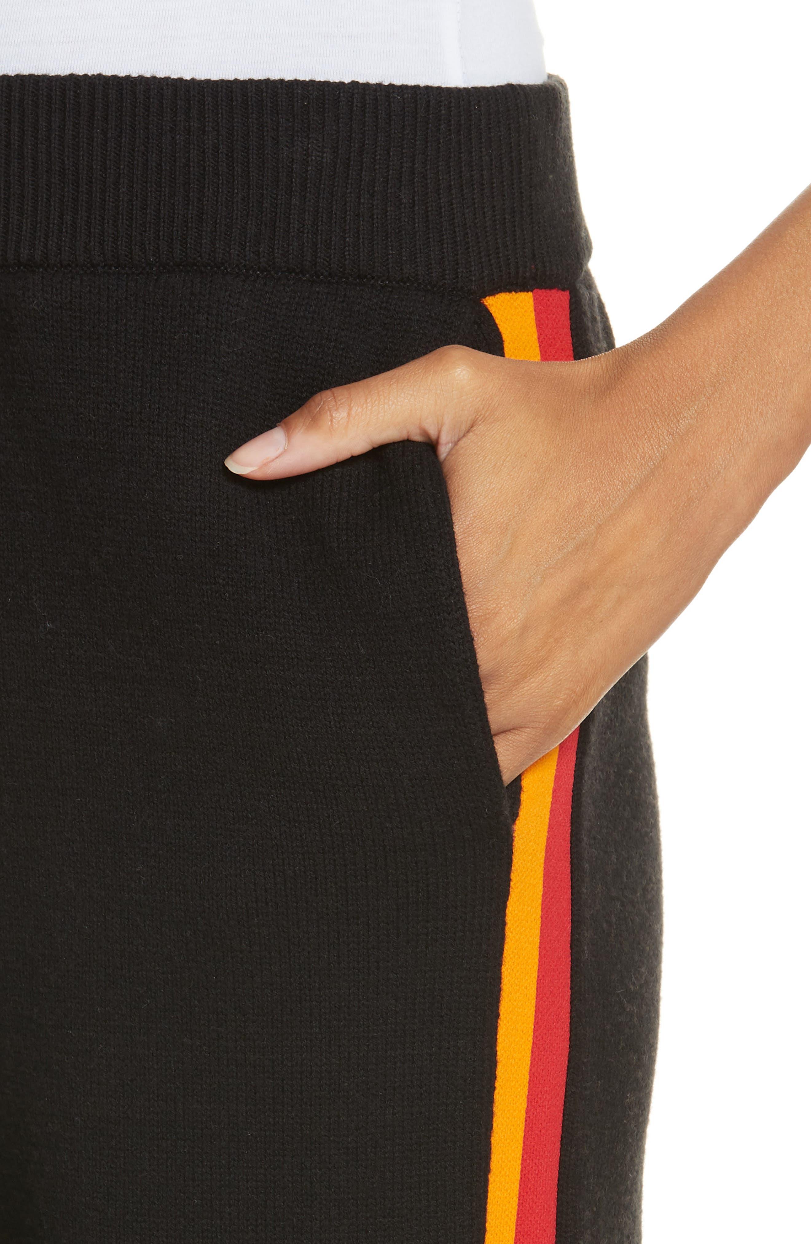 OPENING CEREMONY,                             Unisex Jogger Pants,                             Alternate thumbnail 4, color,                             BLACK MULTI