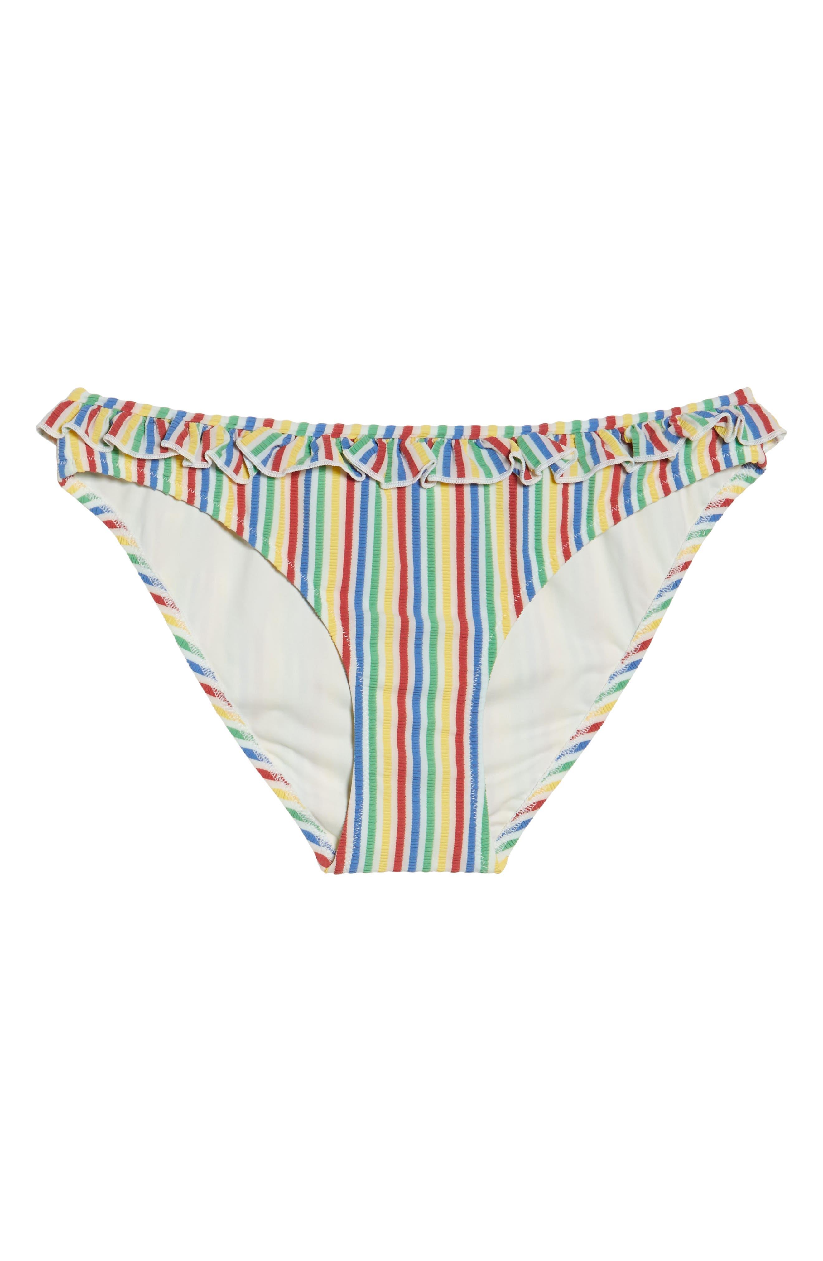 The Milly Bikini Bottoms,                             Alternate thumbnail 6, color,                             751