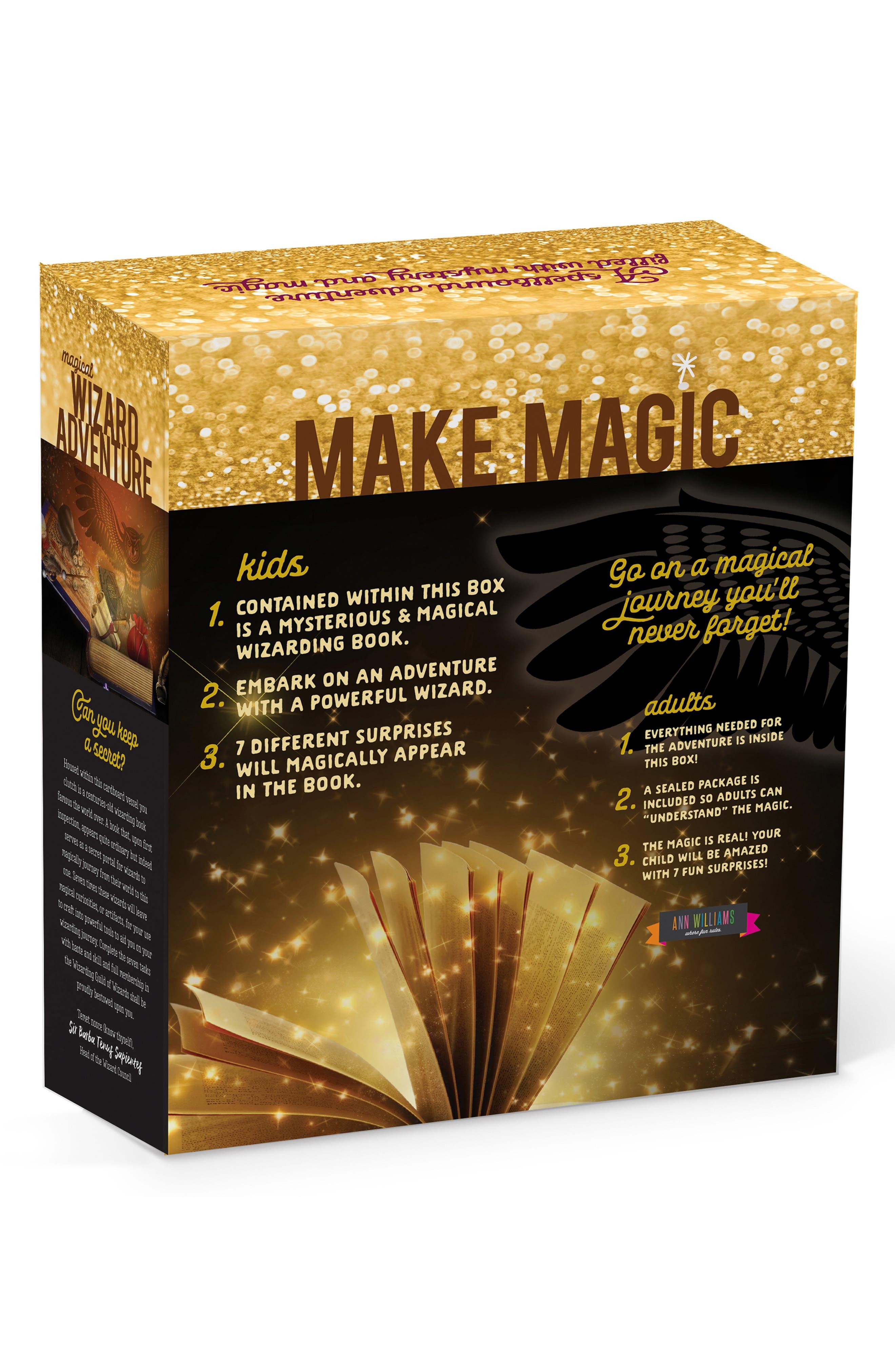 Magical Wizard Adventure Kit,                             Alternate thumbnail 2, color,                             MULTI