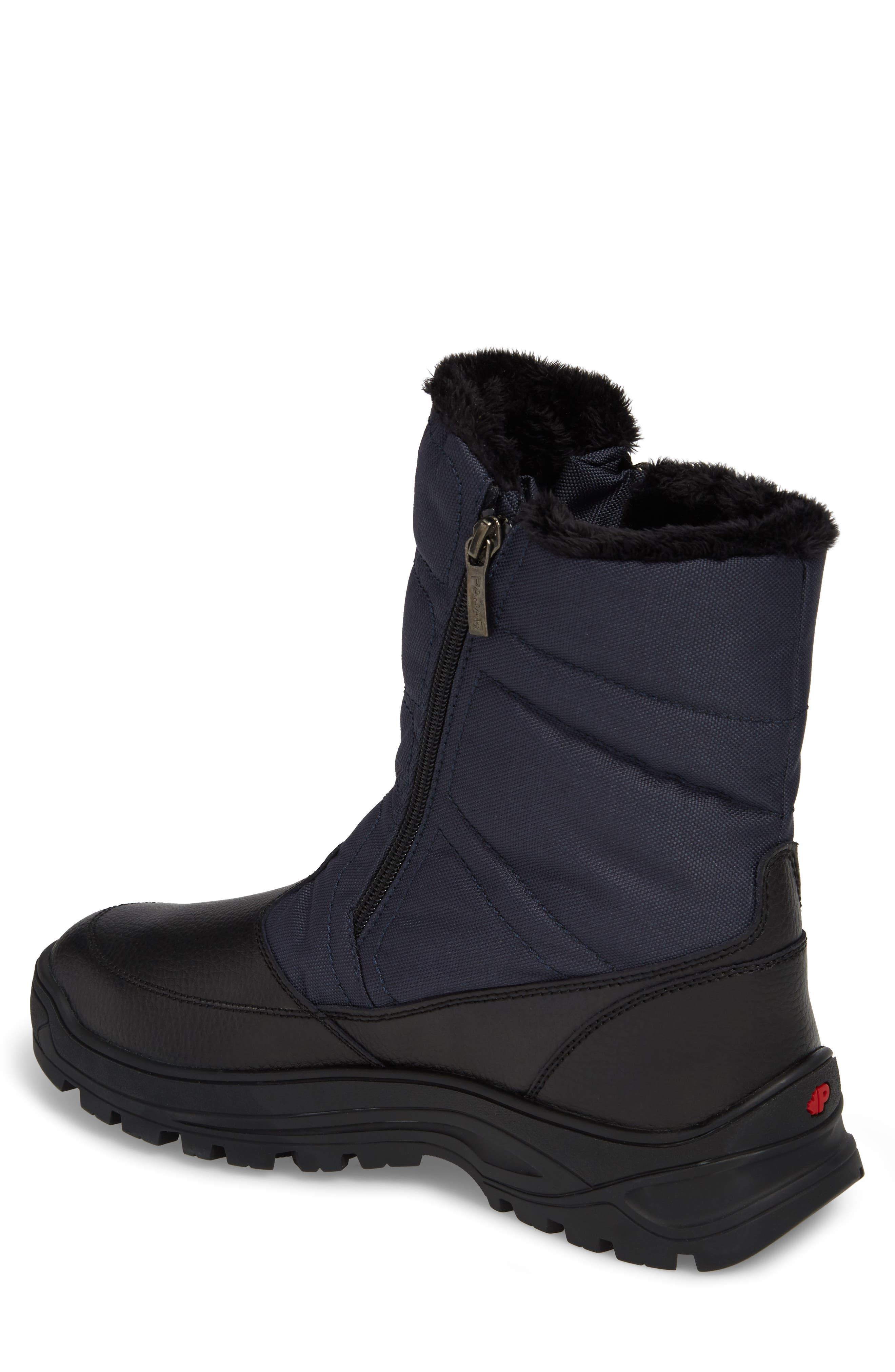Mirko Waterproof Insulated Boot,                             Alternate thumbnail 3, color,                             410