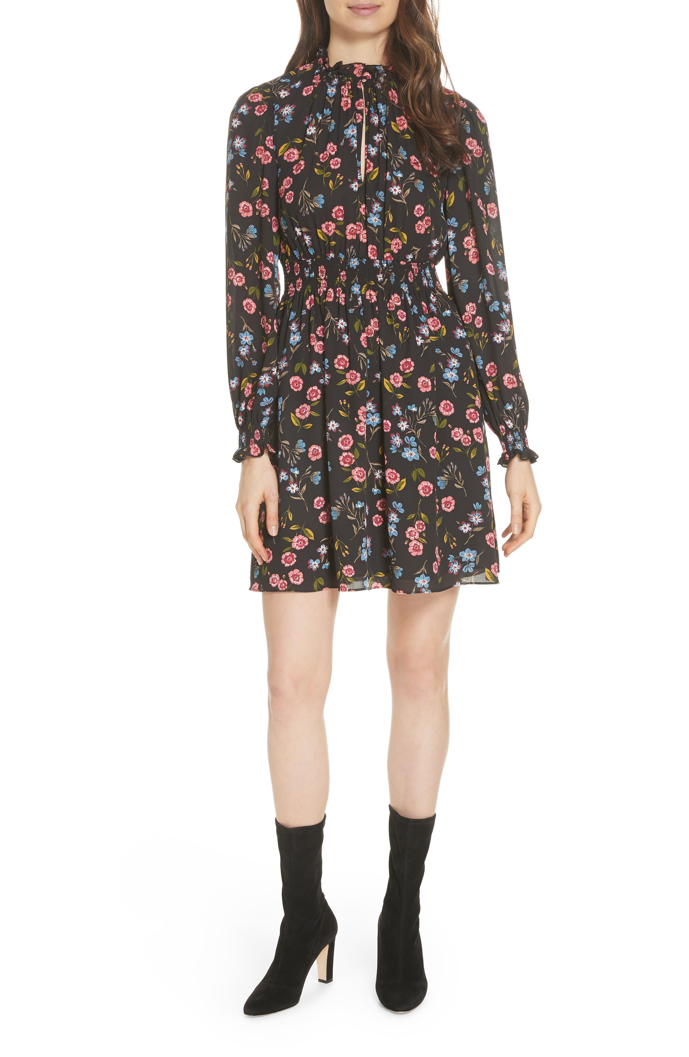 Kate Spade New York Meadow Floral Dress