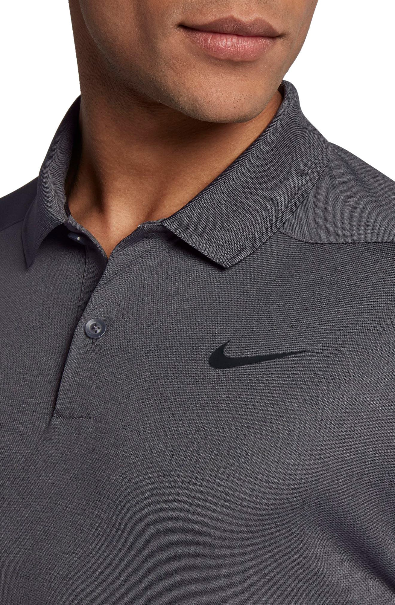 NIKE,                             Dry Victory Golf Polo,                             Alternate thumbnail 2, color,                             021