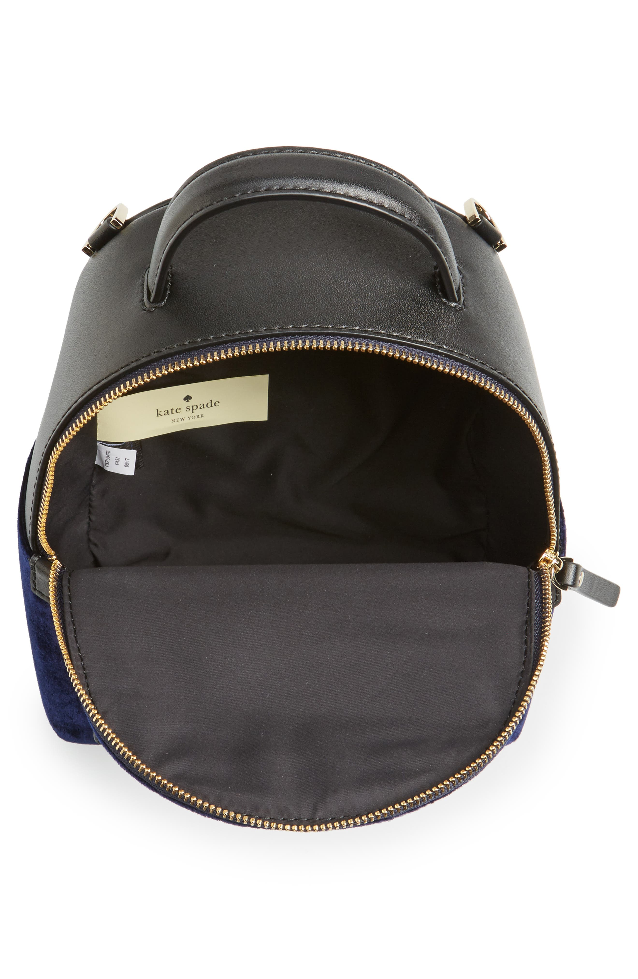 watson lane velvet merry convertible backpack,                             Alternate thumbnail 11, color,