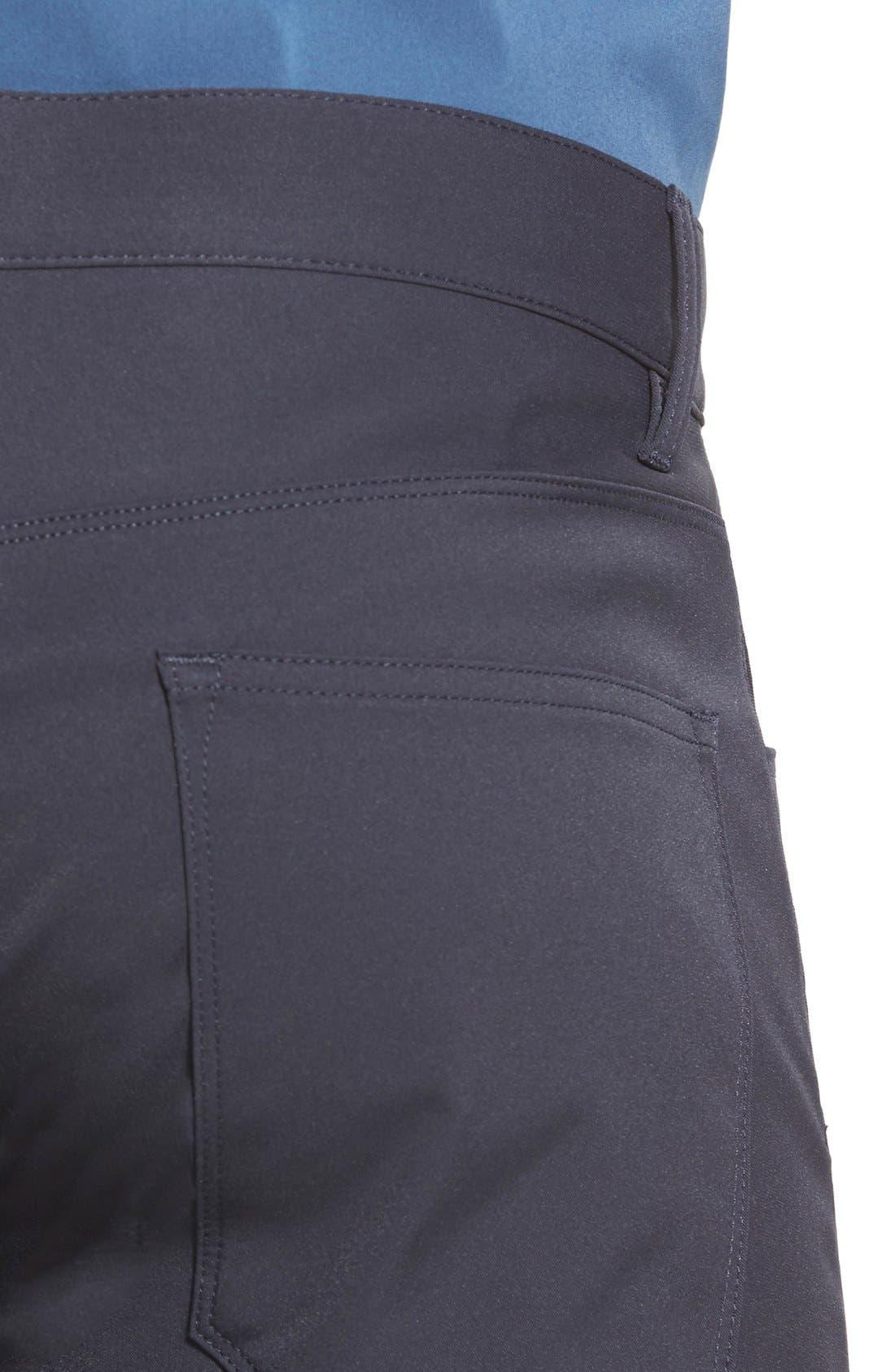 'Zaine Neoteric' Slim Fit Pants,                             Alternate thumbnail 32, color,