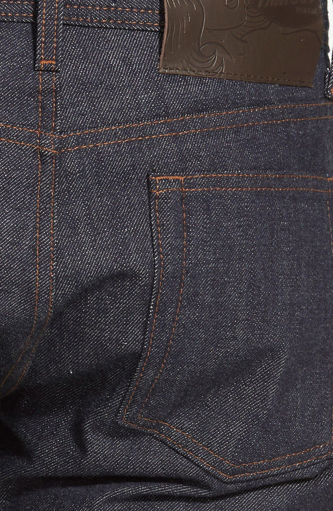 'Weird Guy' Shrink To Fit Slim Fit Jeans,                             Alternate thumbnail 2, color,                             400