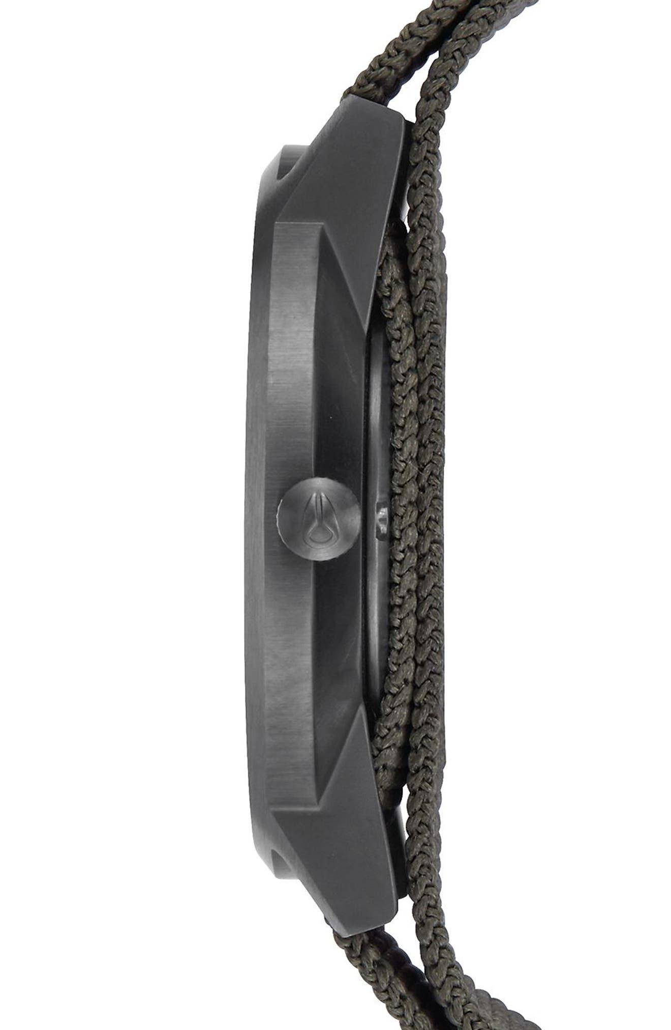 Porter Nylon Strap Watch, 40mm,                             Alternate thumbnail 14, color,