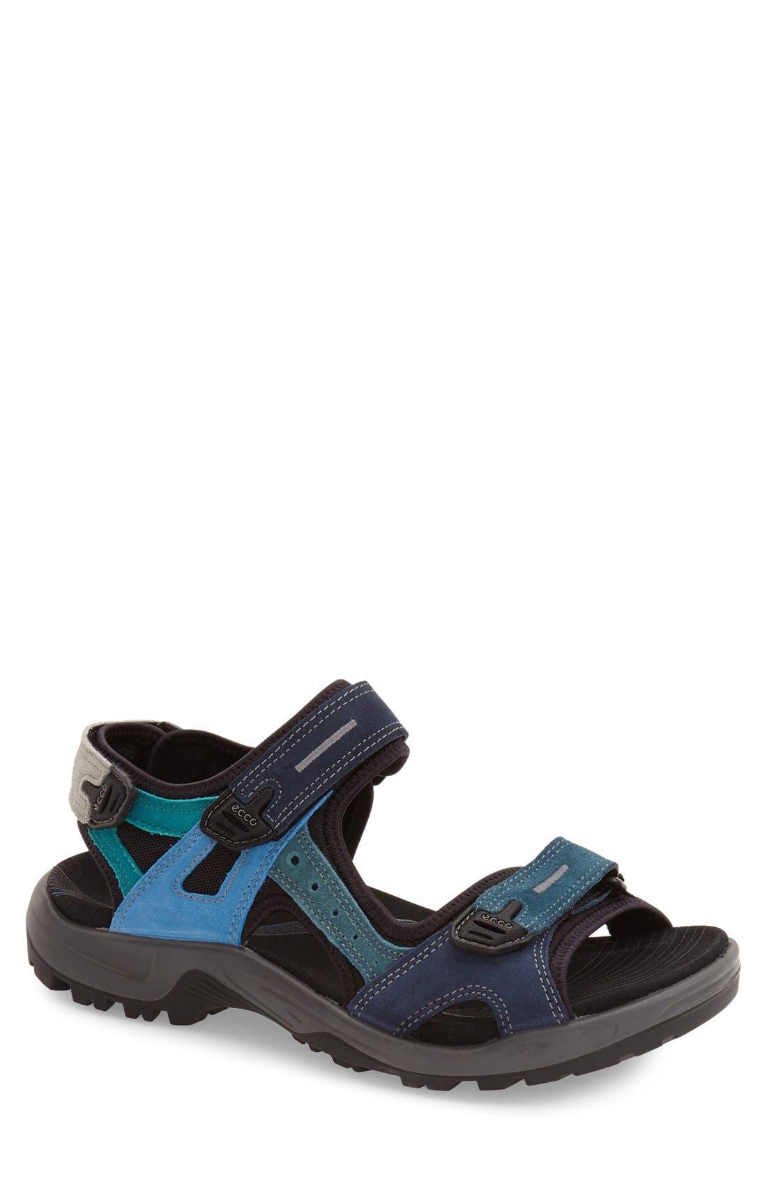 'Yucatan' Sandal, Main, color, 400