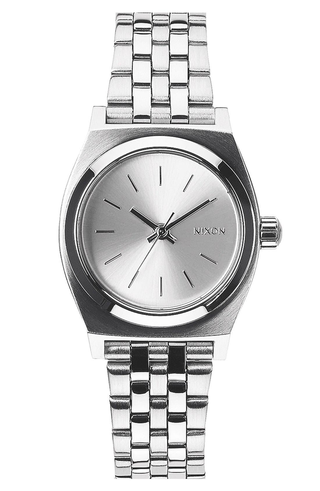 'The Small Time Teller' Bracelet Watch, 26mm,                             Alternate thumbnail 46, color,