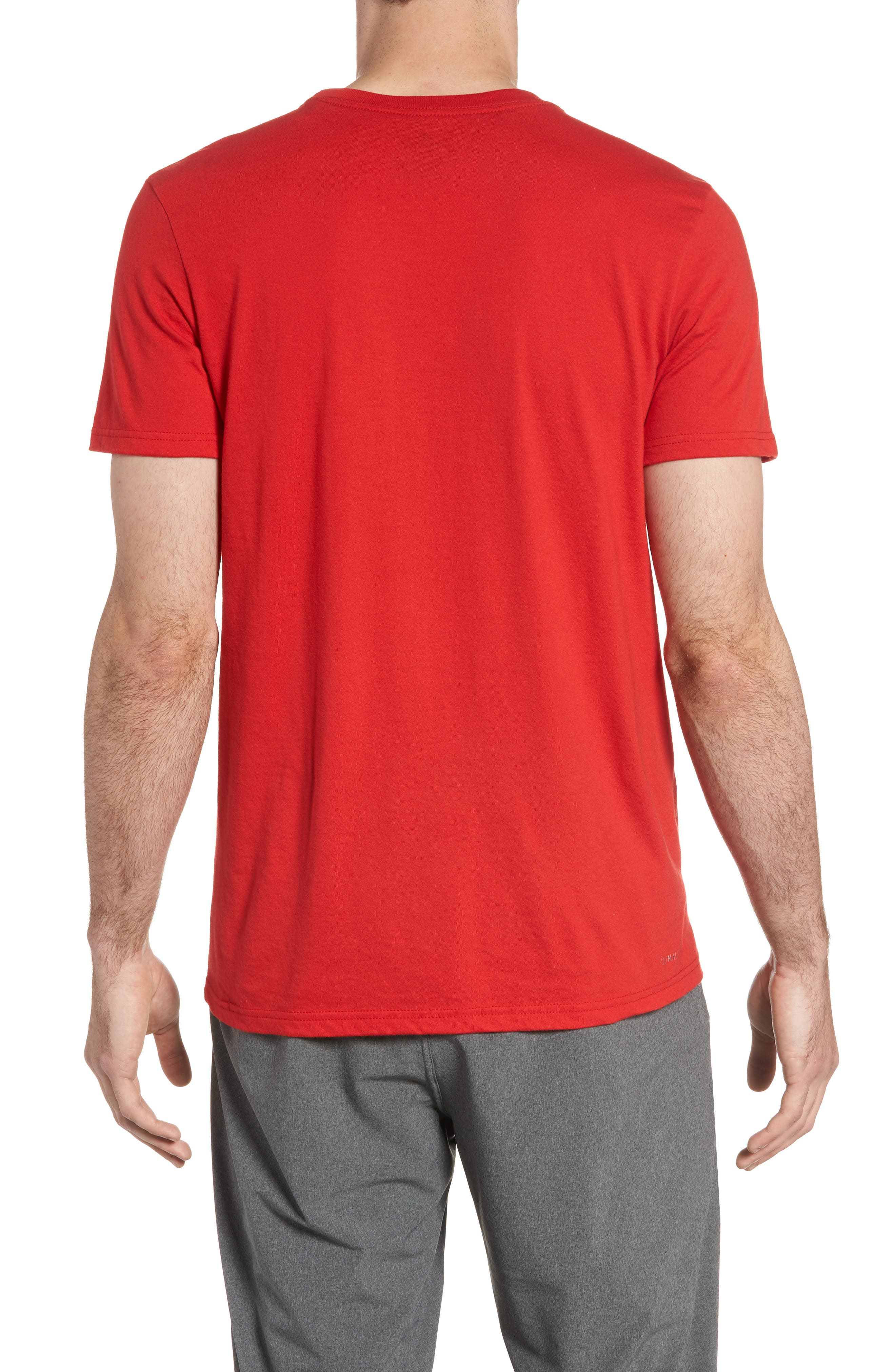 Slim Fit Soccer Graphic T-Shirt,                             Alternate thumbnail 6, color,