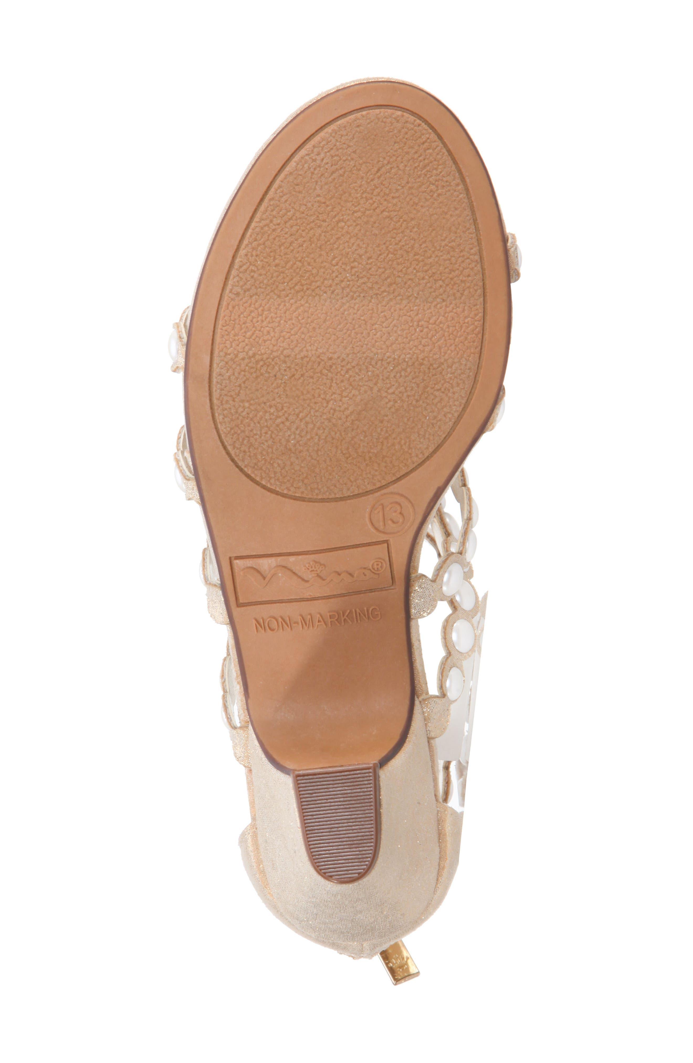 Princess-P Shimmer Sandal,                             Alternate thumbnail 17, color,