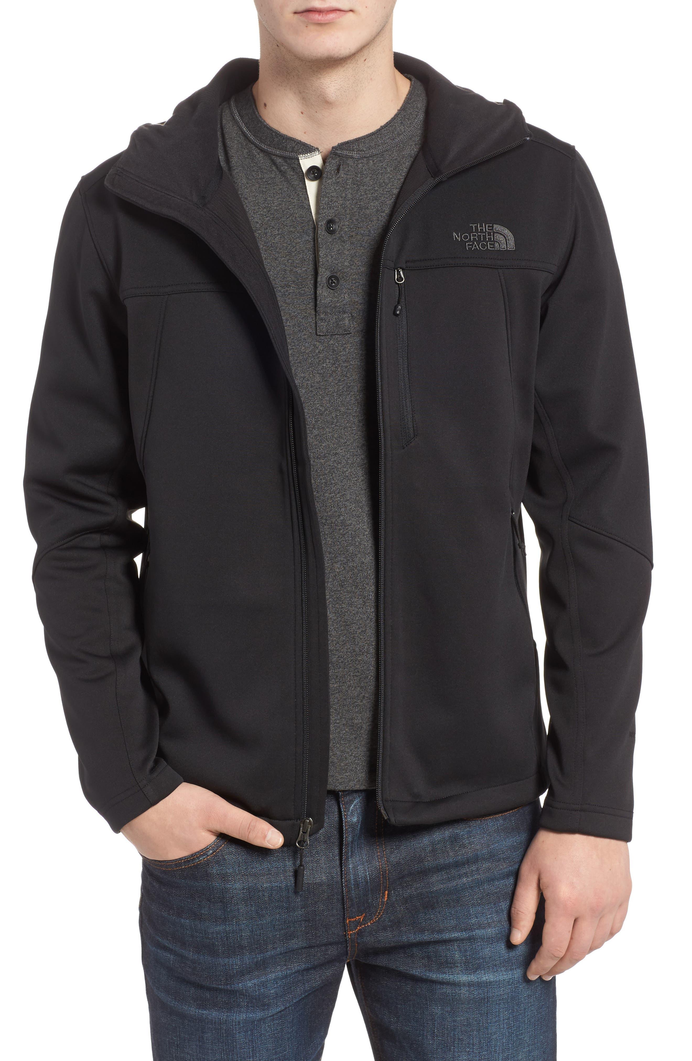 Apex Canyonwall Hybrid Jacket,                             Main thumbnail 1, color,                             001