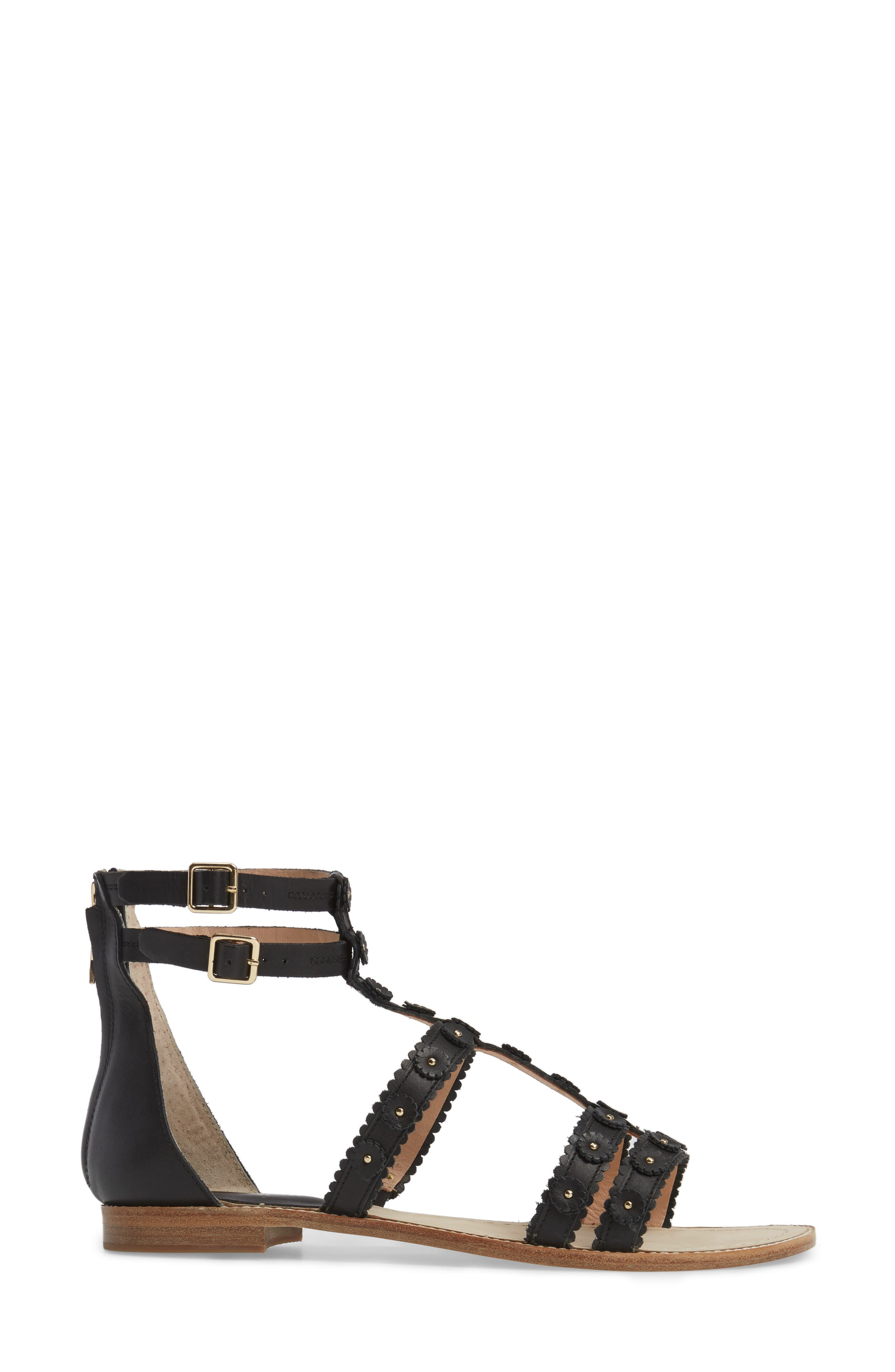 santina sandal,                             Alternate thumbnail 5, color,