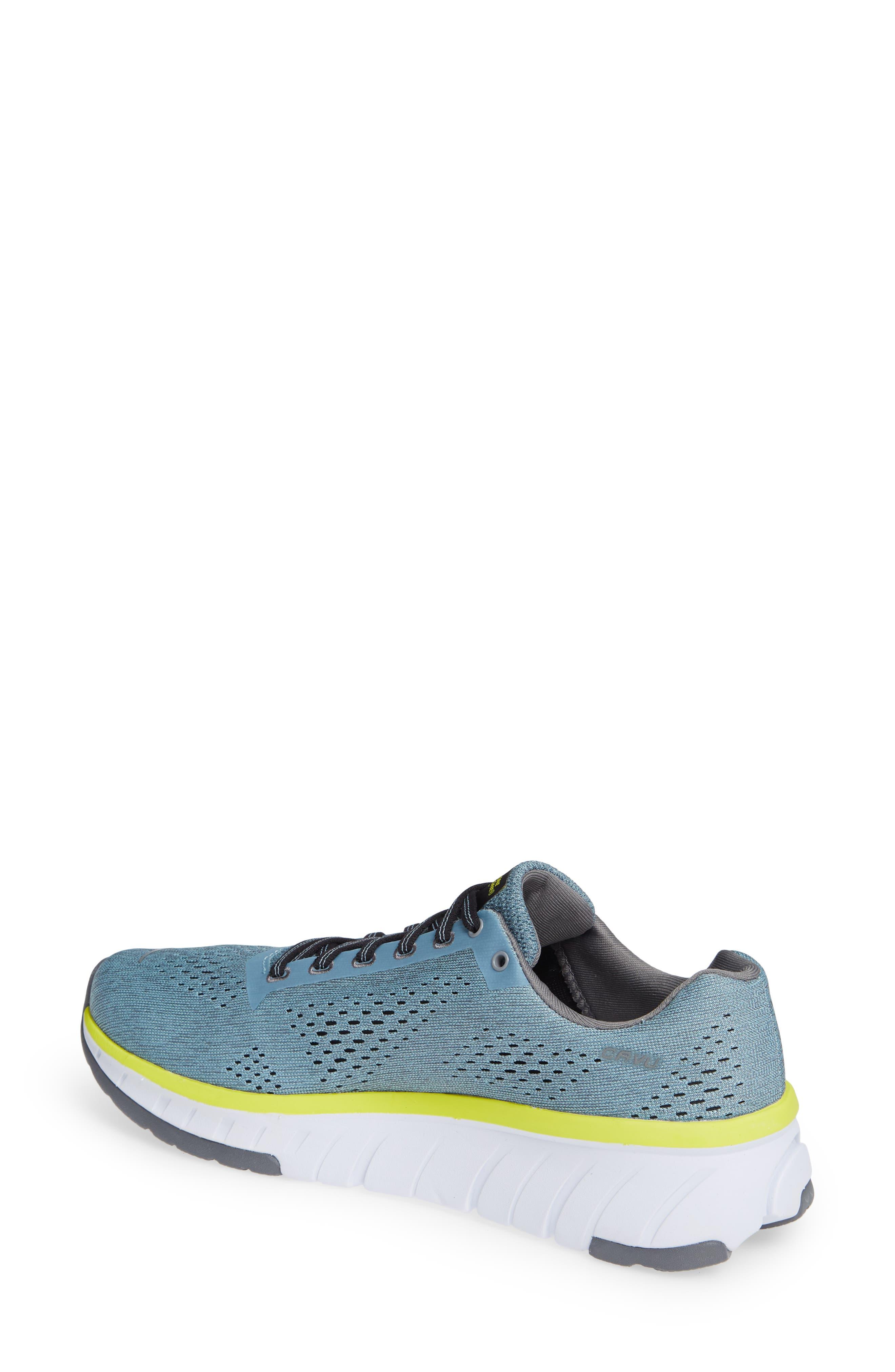 Cavu Running Shoe,                             Alternate thumbnail 2, color,                             SKY BLUE/ NEUTRAL GREY