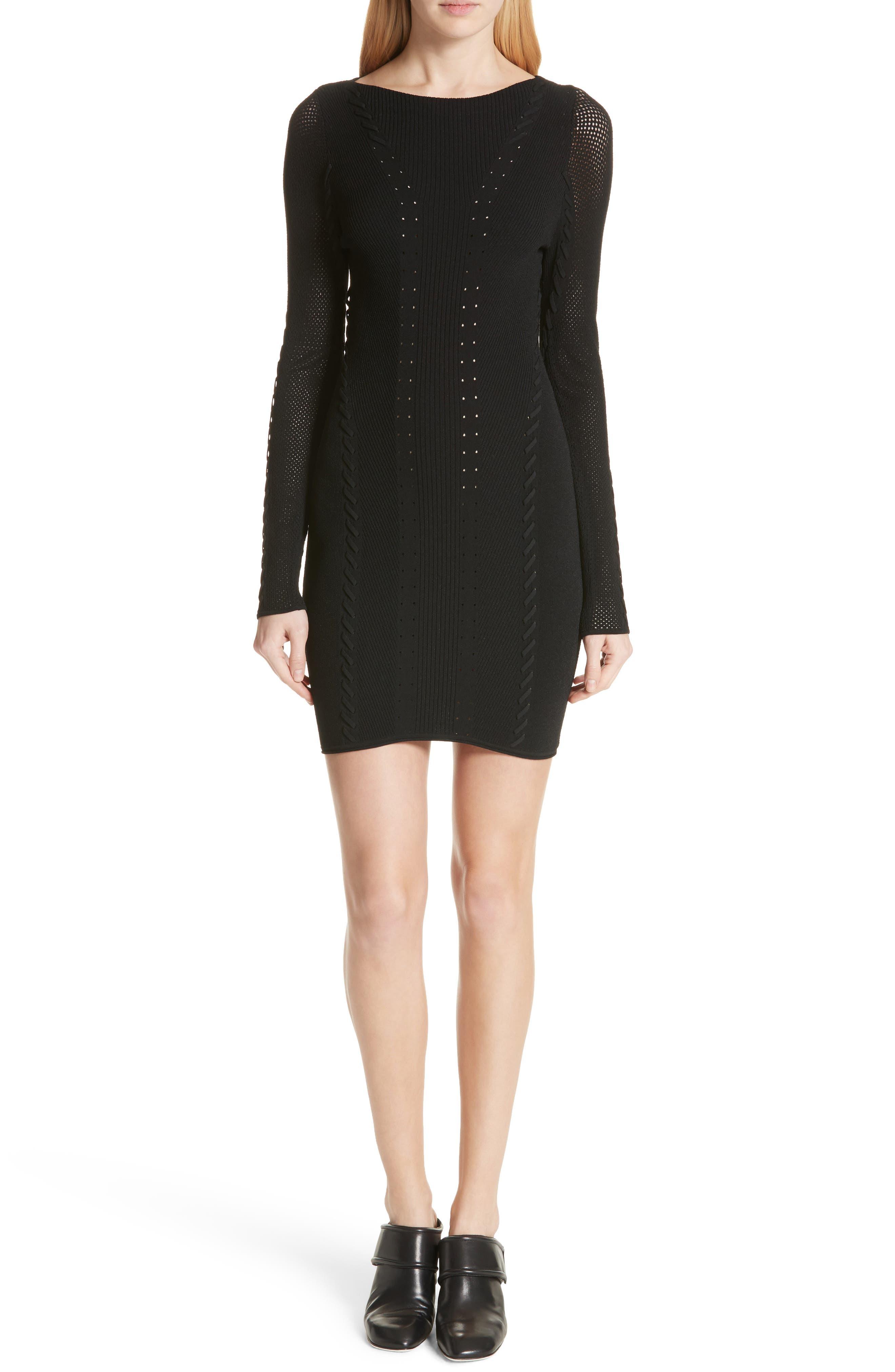 Brandy Whipstitch Dress,                         Main,                         color, 001