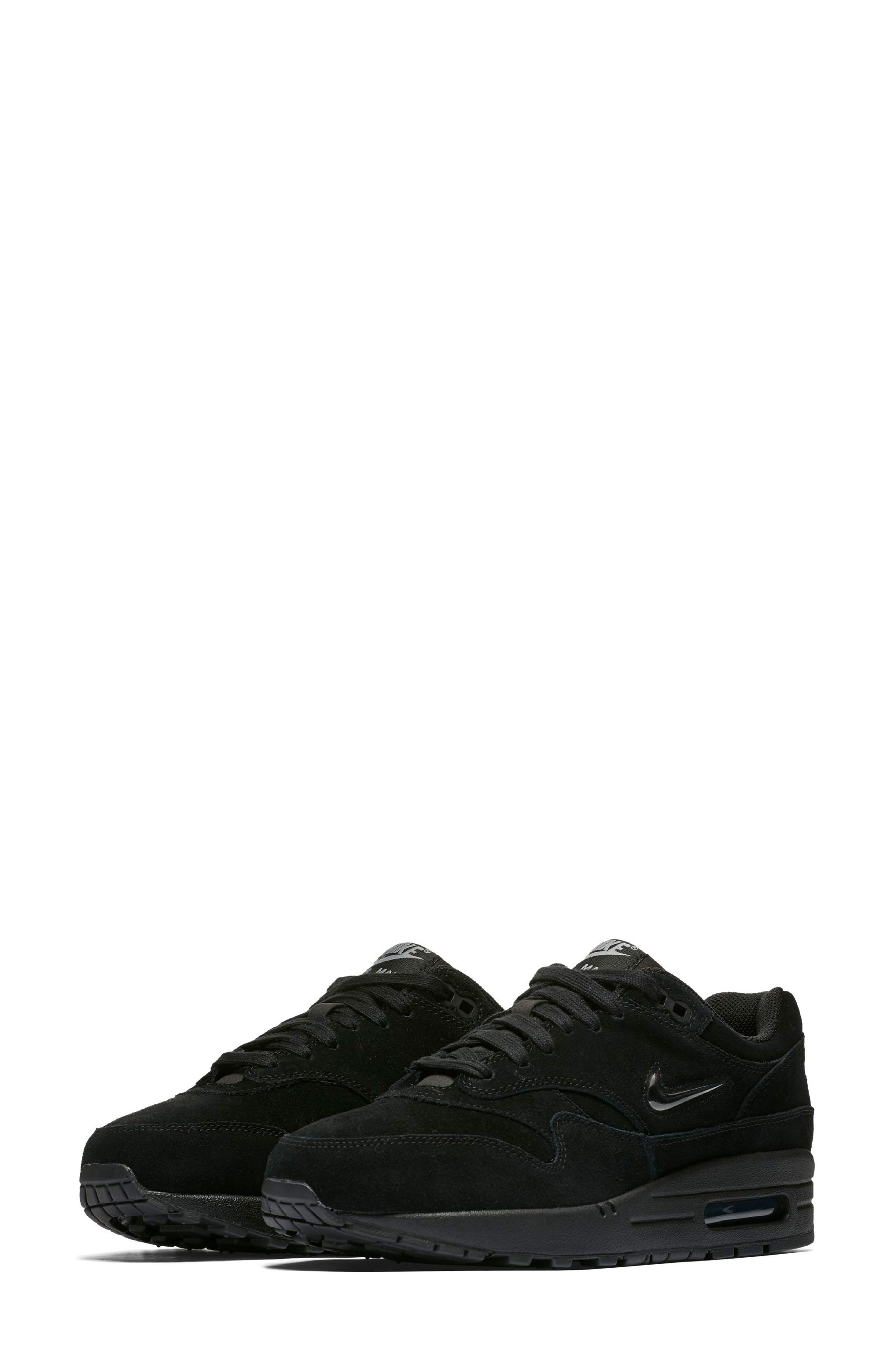 Air Max 1 Premium SC Sneaker,                             Main thumbnail 1, color,                             001