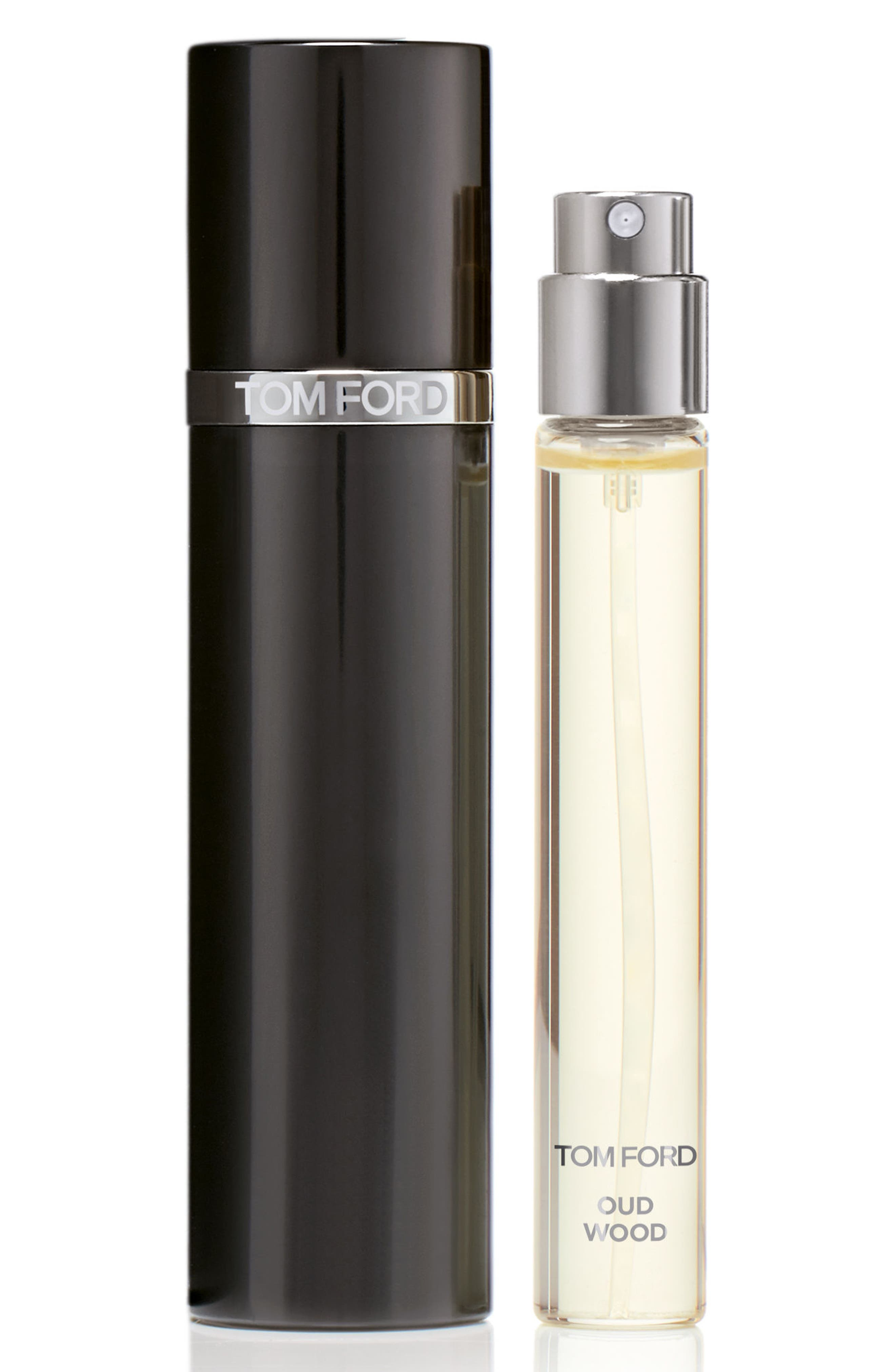 TOM FORD Private Blend Oud Wood Pen Spray, Main, color, NO COLOR