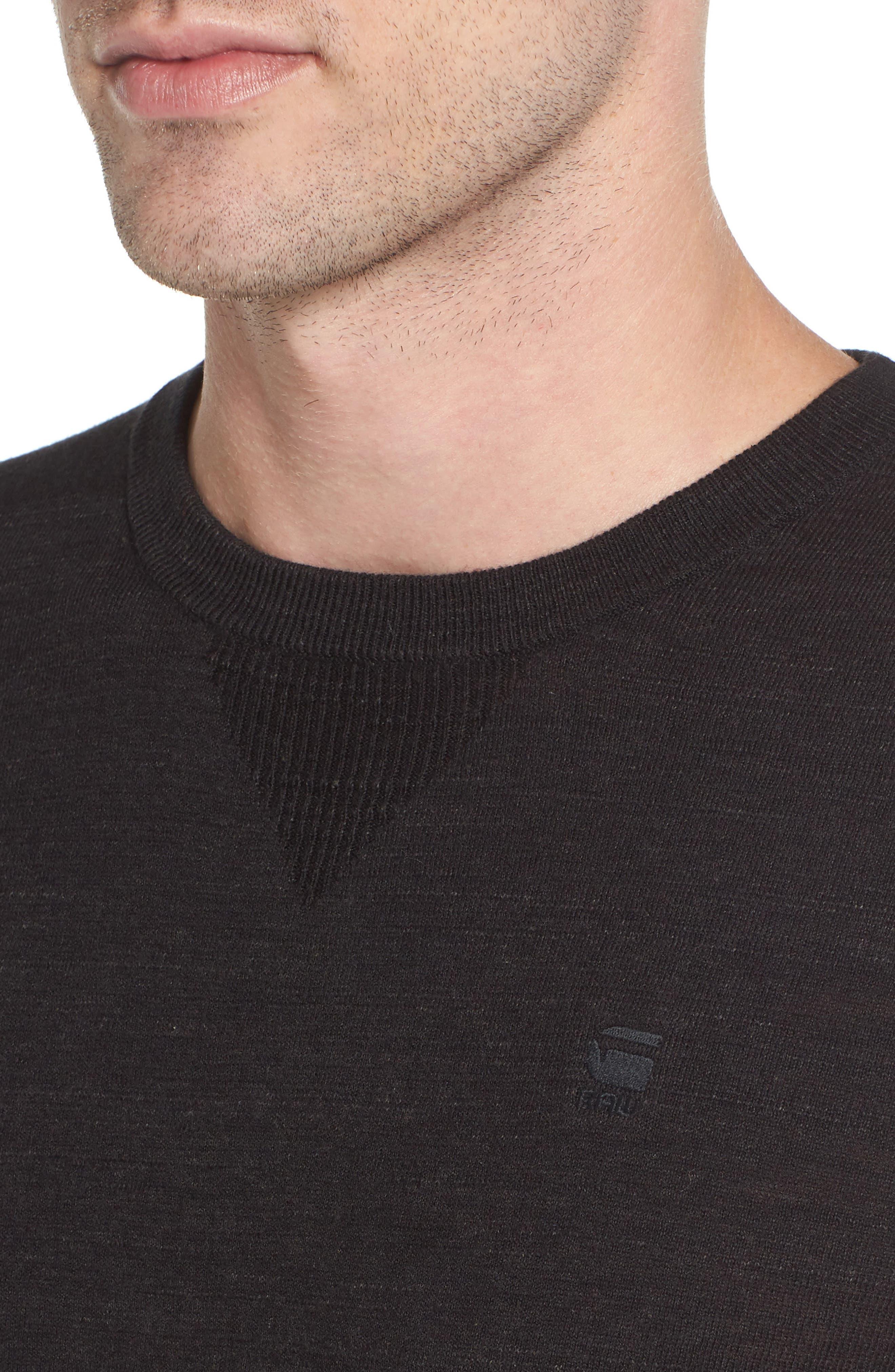 Core Sweater,                             Alternate thumbnail 4, color,                             001