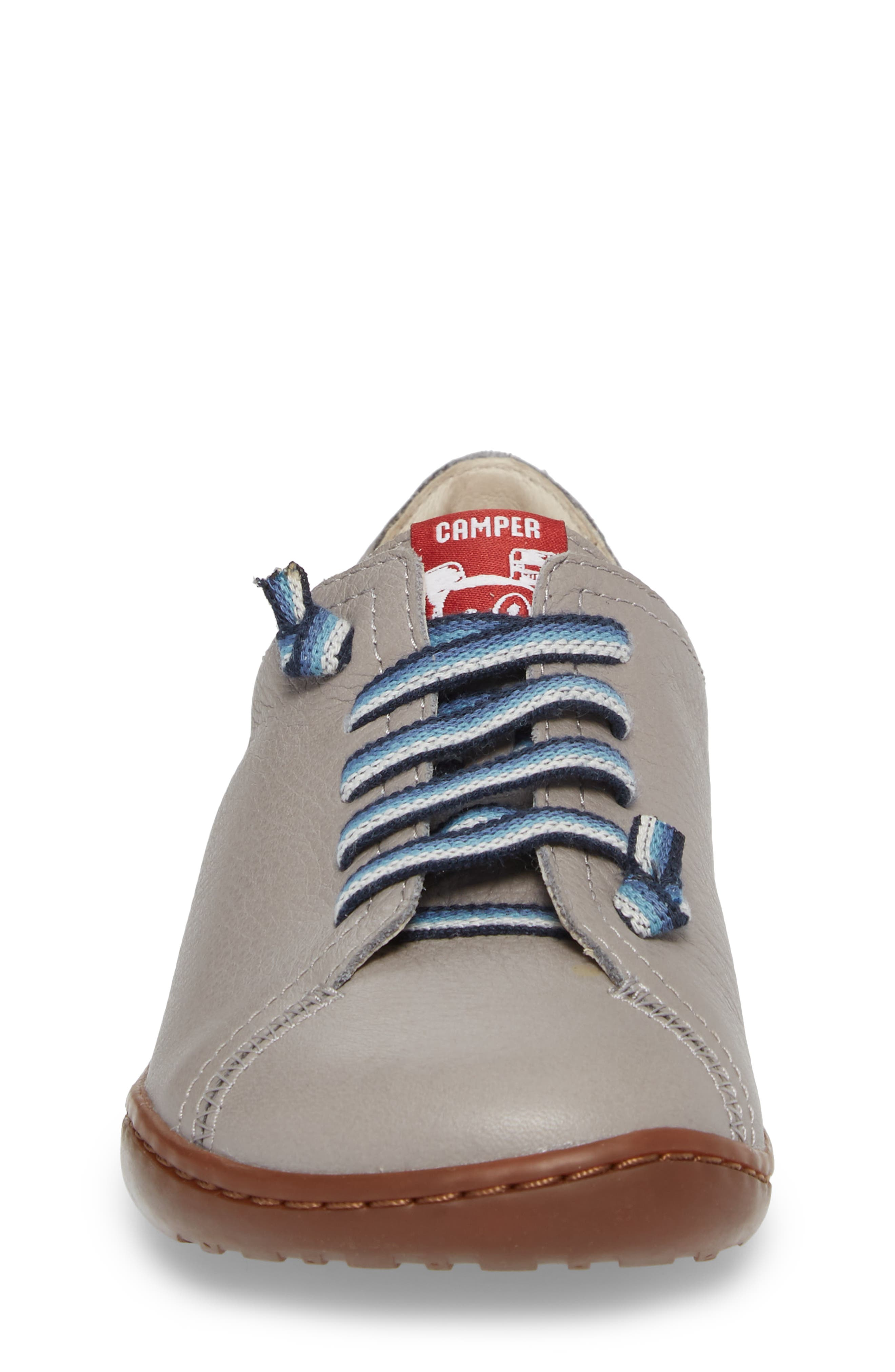 Peu Cami Sneaker,                             Alternate thumbnail 4, color,                             GREY