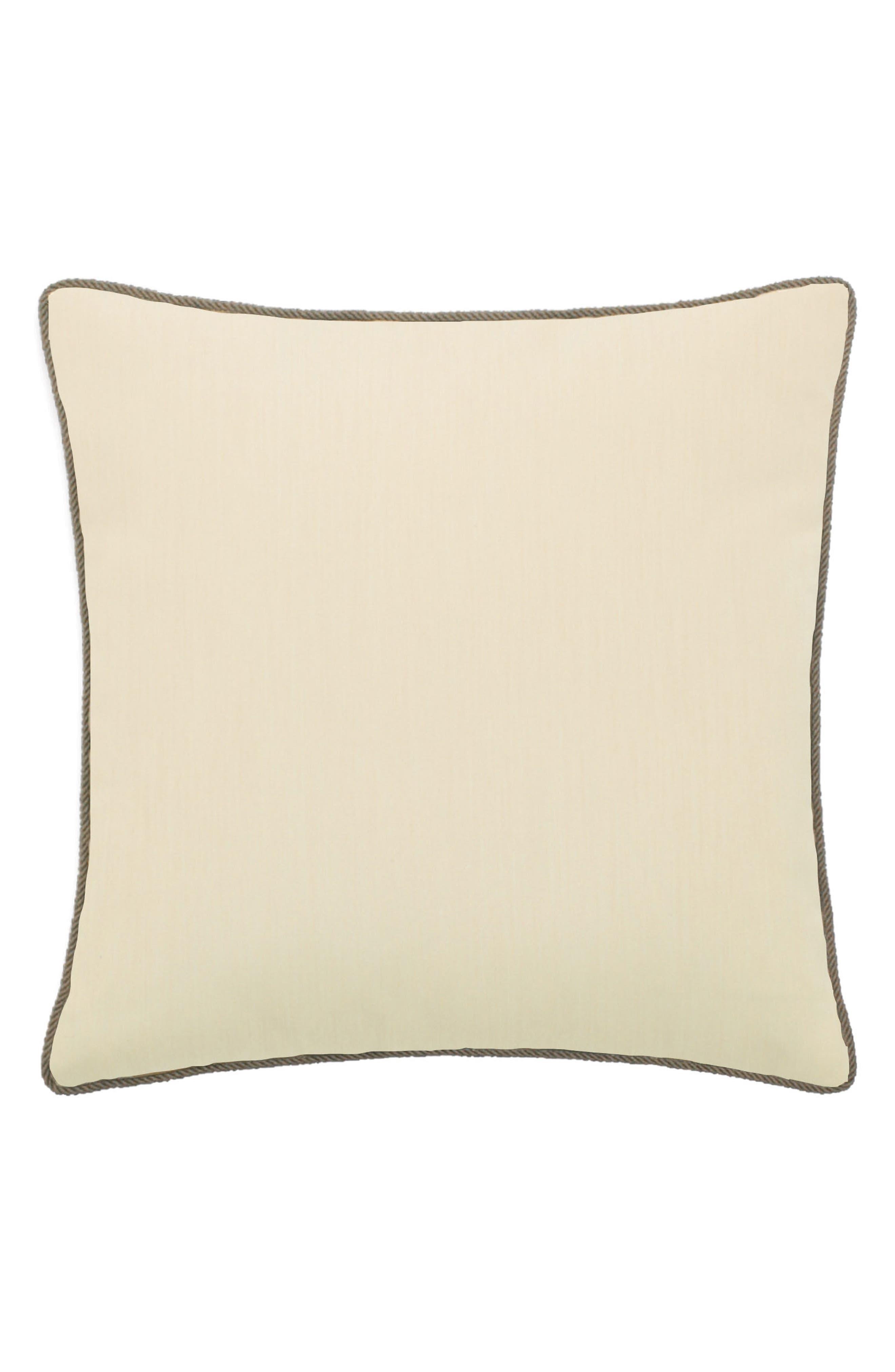 Jeweled Sedona Sun Indoor/Outdoor Accent Pillow,                             Alternate thumbnail 2, color,                             GOLD/ GREY