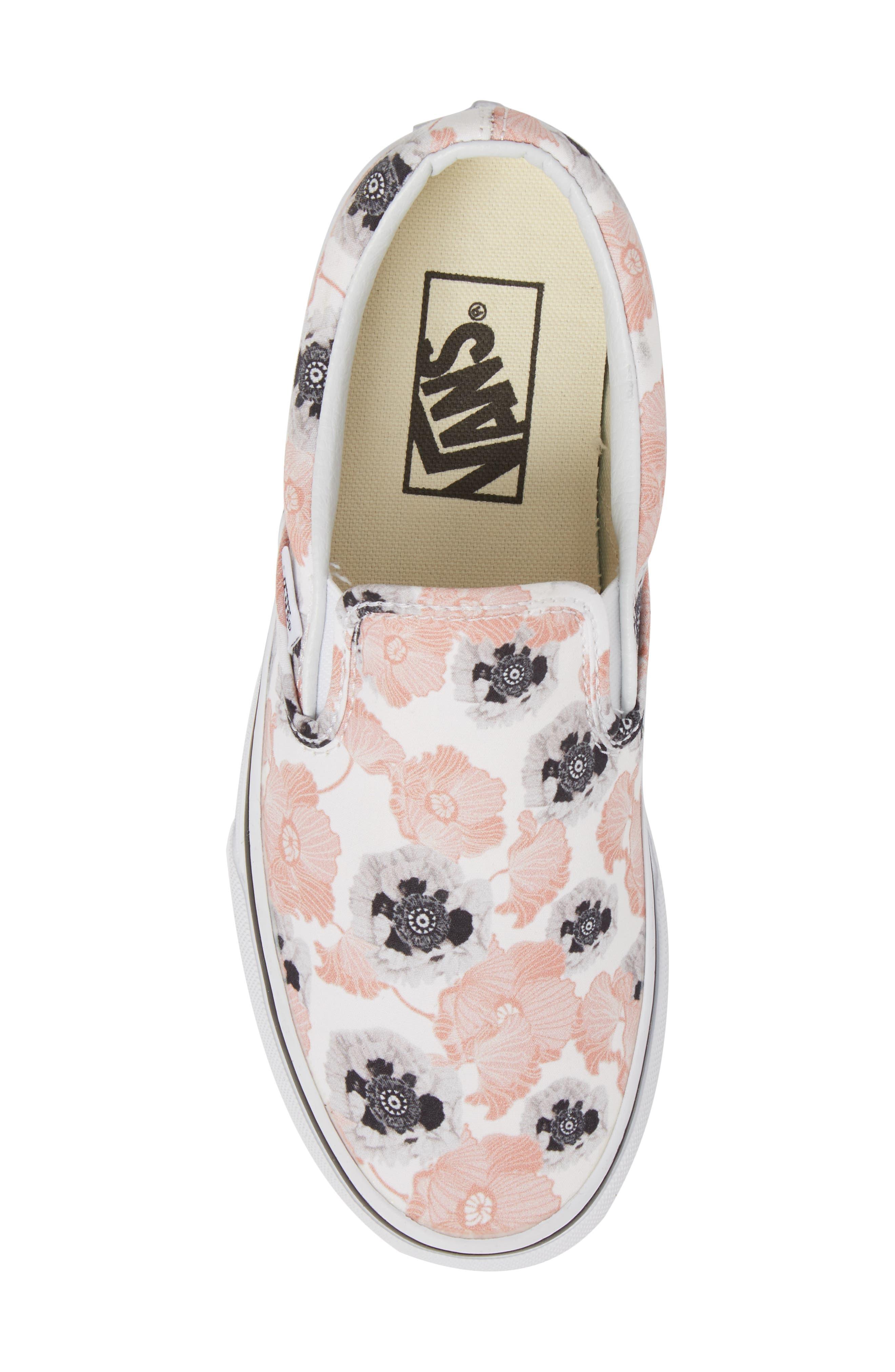 Classic Slip-On Sneaker,                             Alternate thumbnail 386, color,