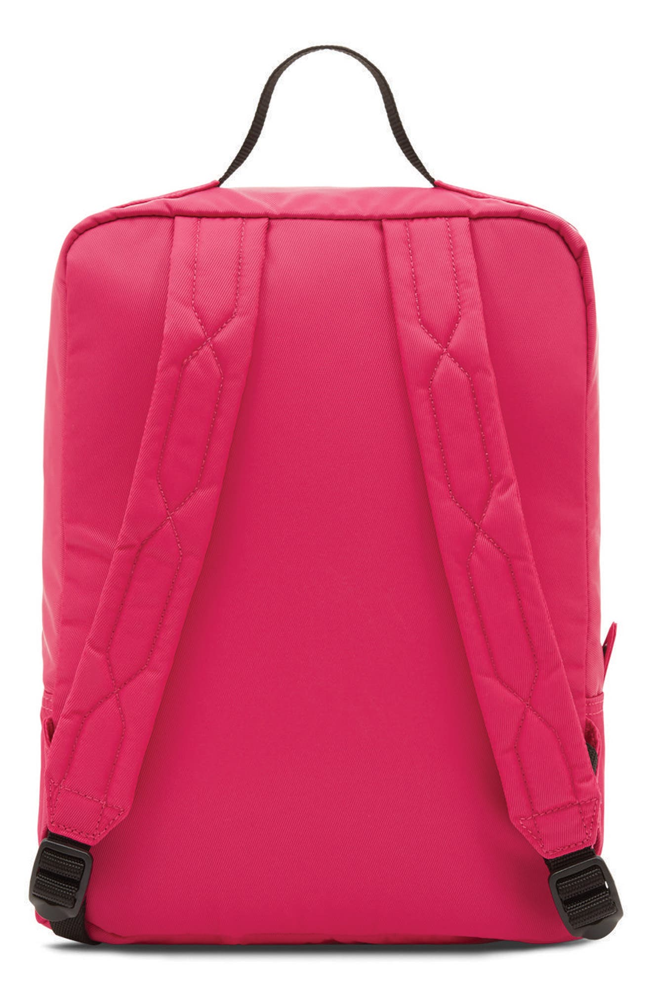 Original Water Resistant Nylon Backpack,                             Alternate thumbnail 2, color,                             BRIGHT PINK