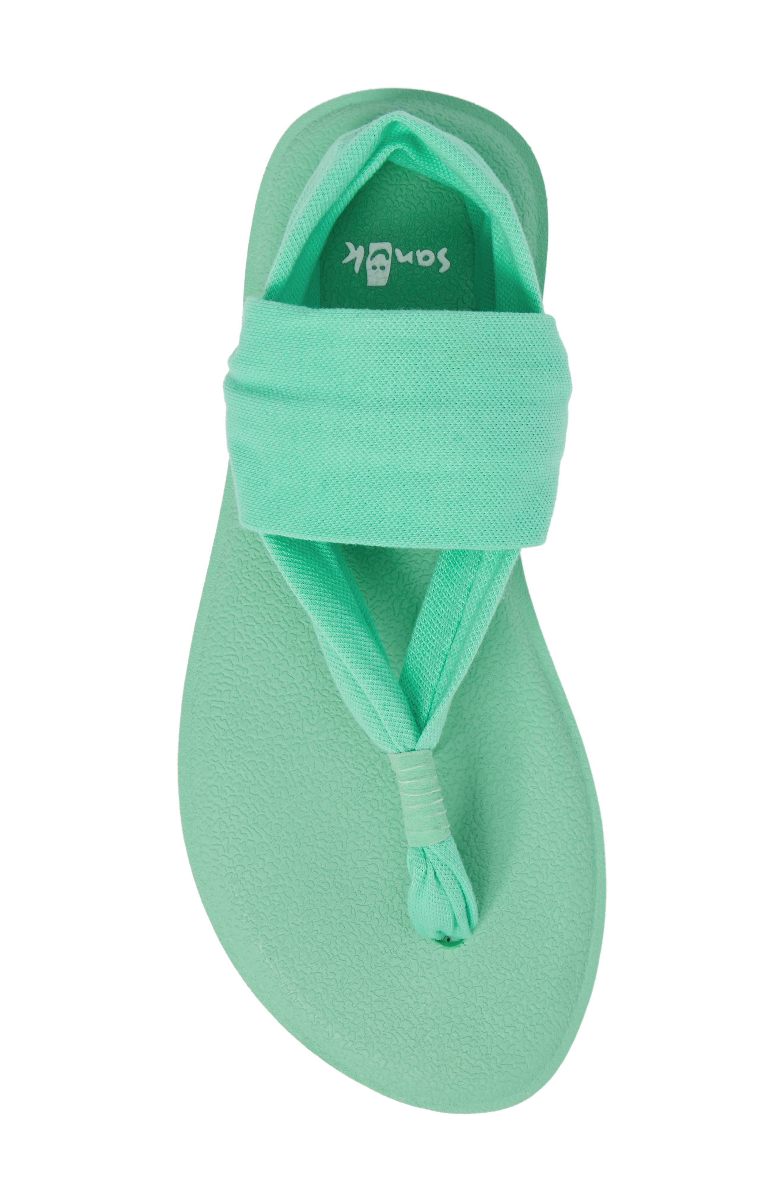 'Yoga Sling Burst' Sandal,                             Alternate thumbnail 5, color,                             305