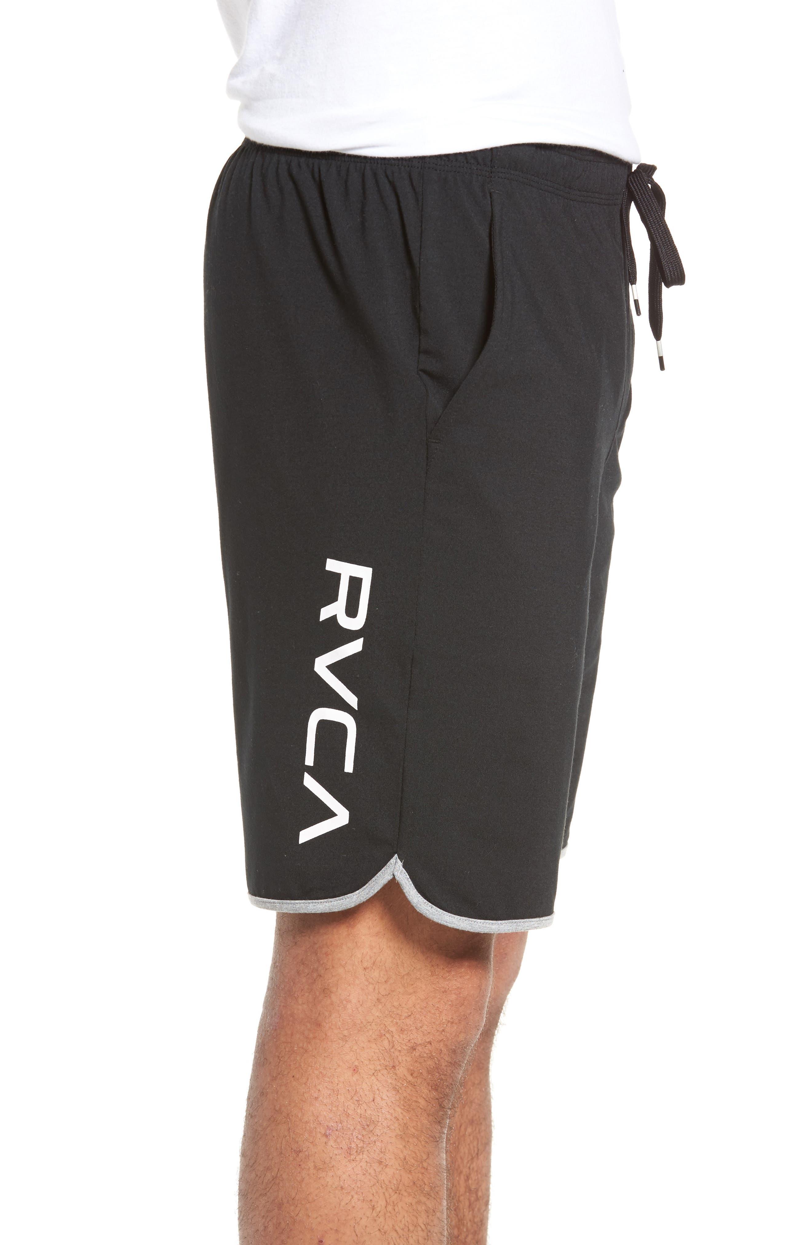 VA Sport II Shorts,                             Alternate thumbnail 3, color,                             001