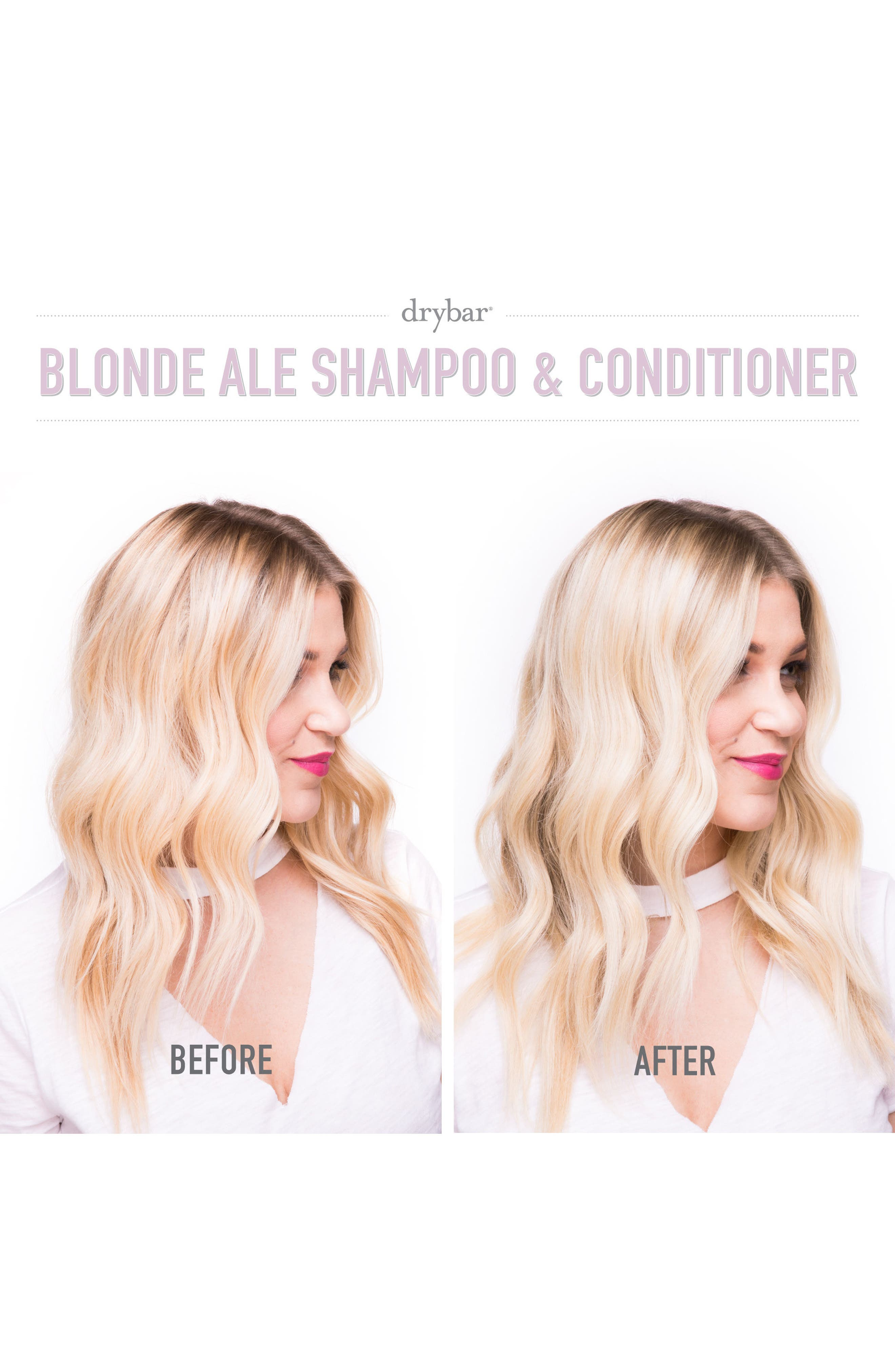 'Blonde Ale' Brightening Shampoo,                             Alternate thumbnail 2, color,                             NO COLOR