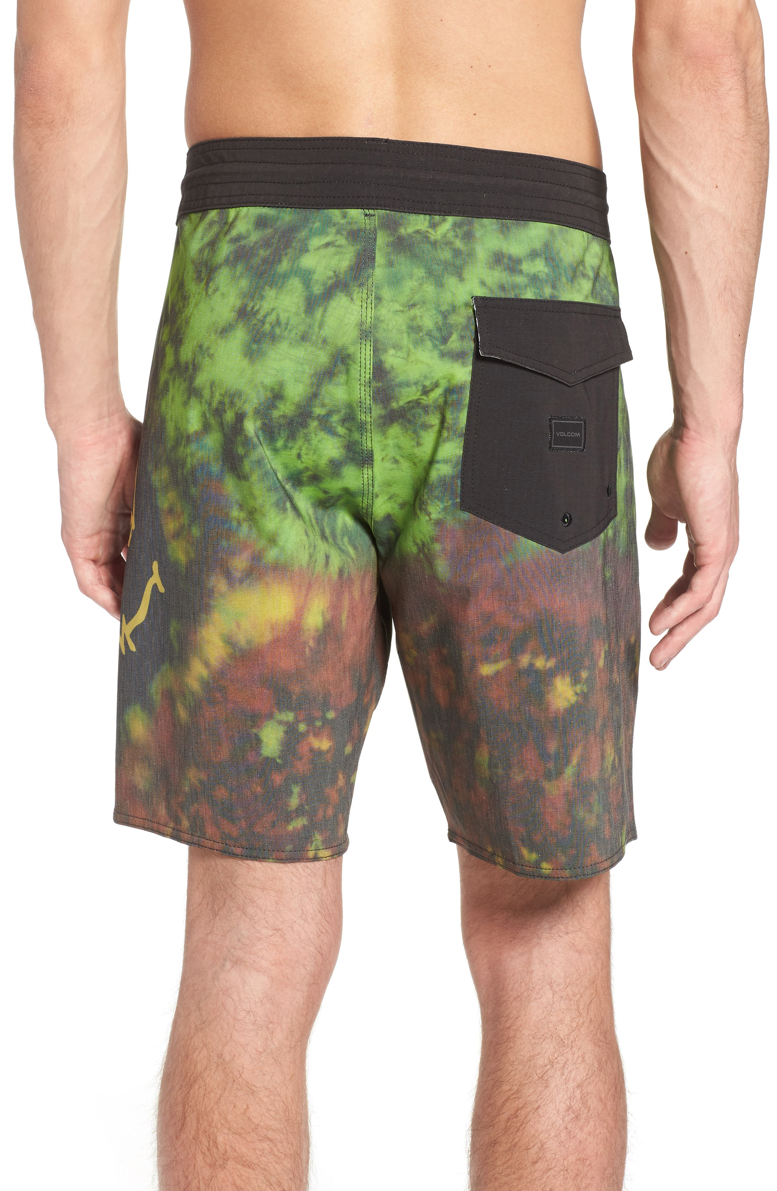 Chill Out Stoney Board Shorts,                             Alternate thumbnail 2, color,                             001