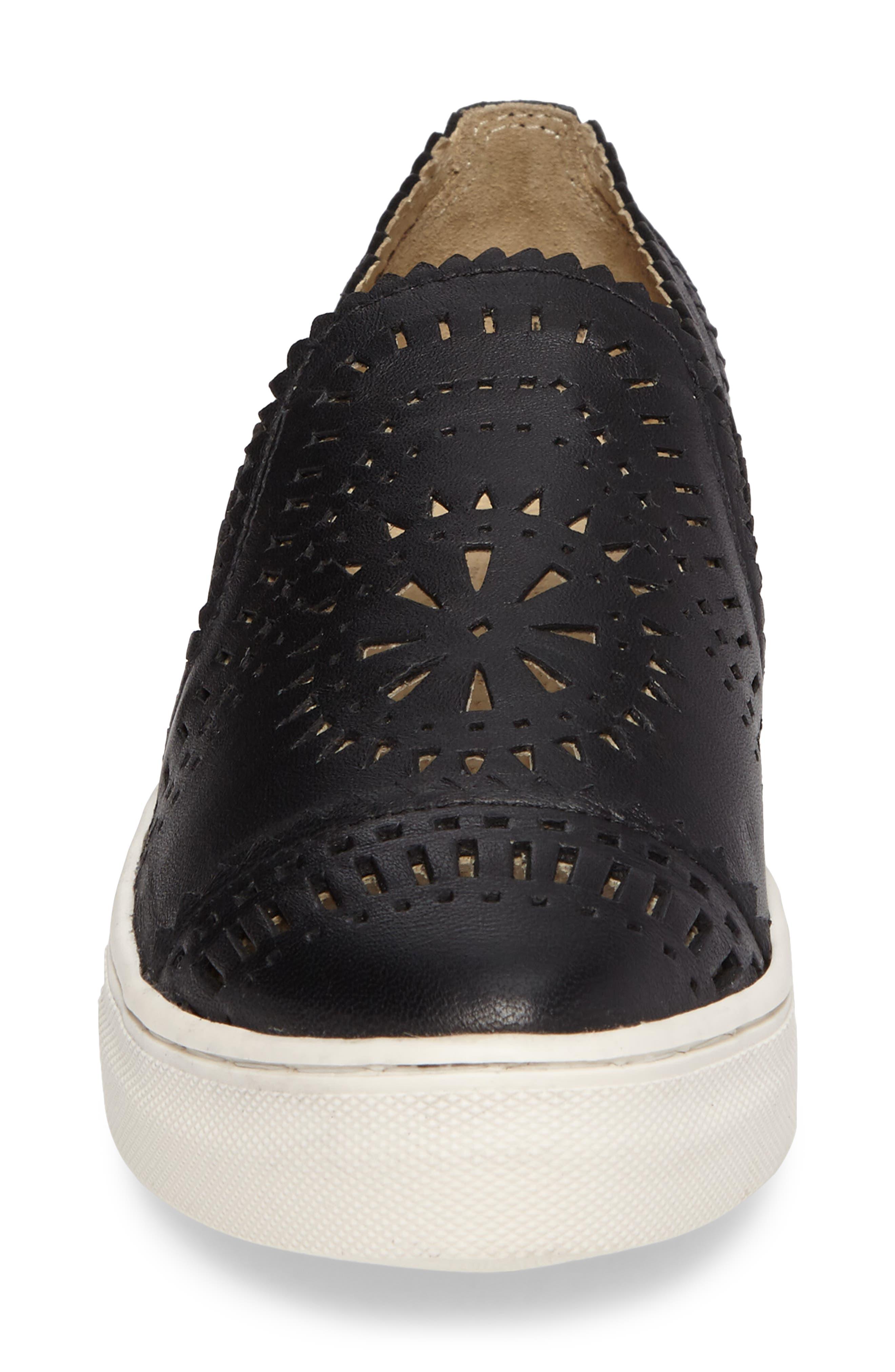 So Nice Slip-On Sneaker,                             Alternate thumbnail 4, color,                             001