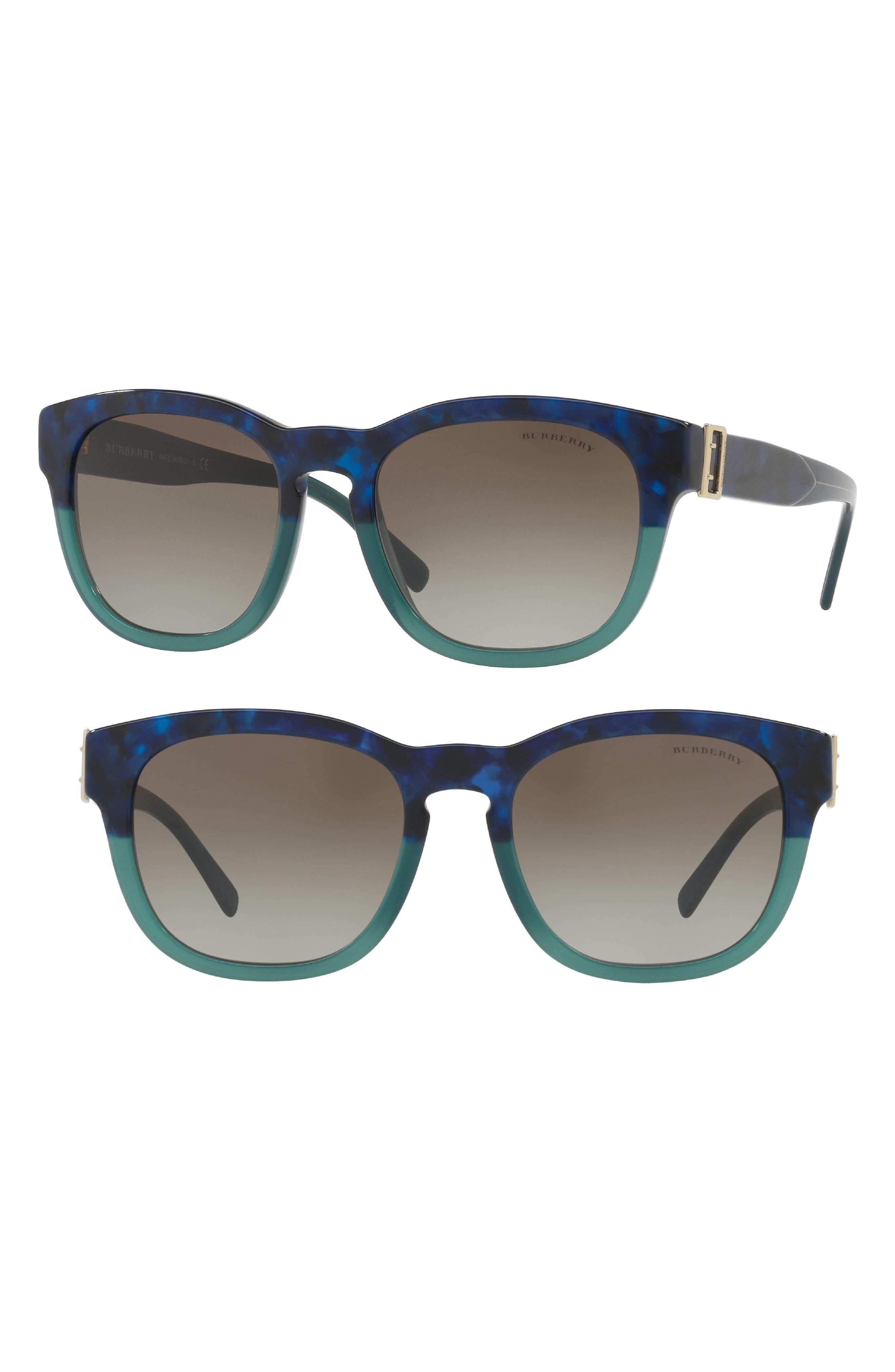 54mm Cat Eye Sunglasses,                             Main thumbnail 2, color,